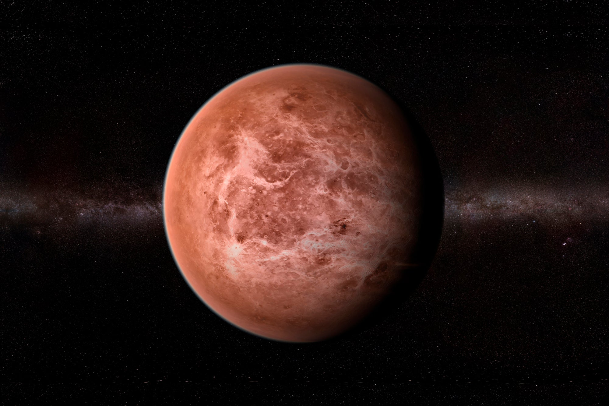 Possible Signs of Life Found On Venus. Elon Musk and Jeff Bezos Presumably Annoyed They Didn't Find Them First.
