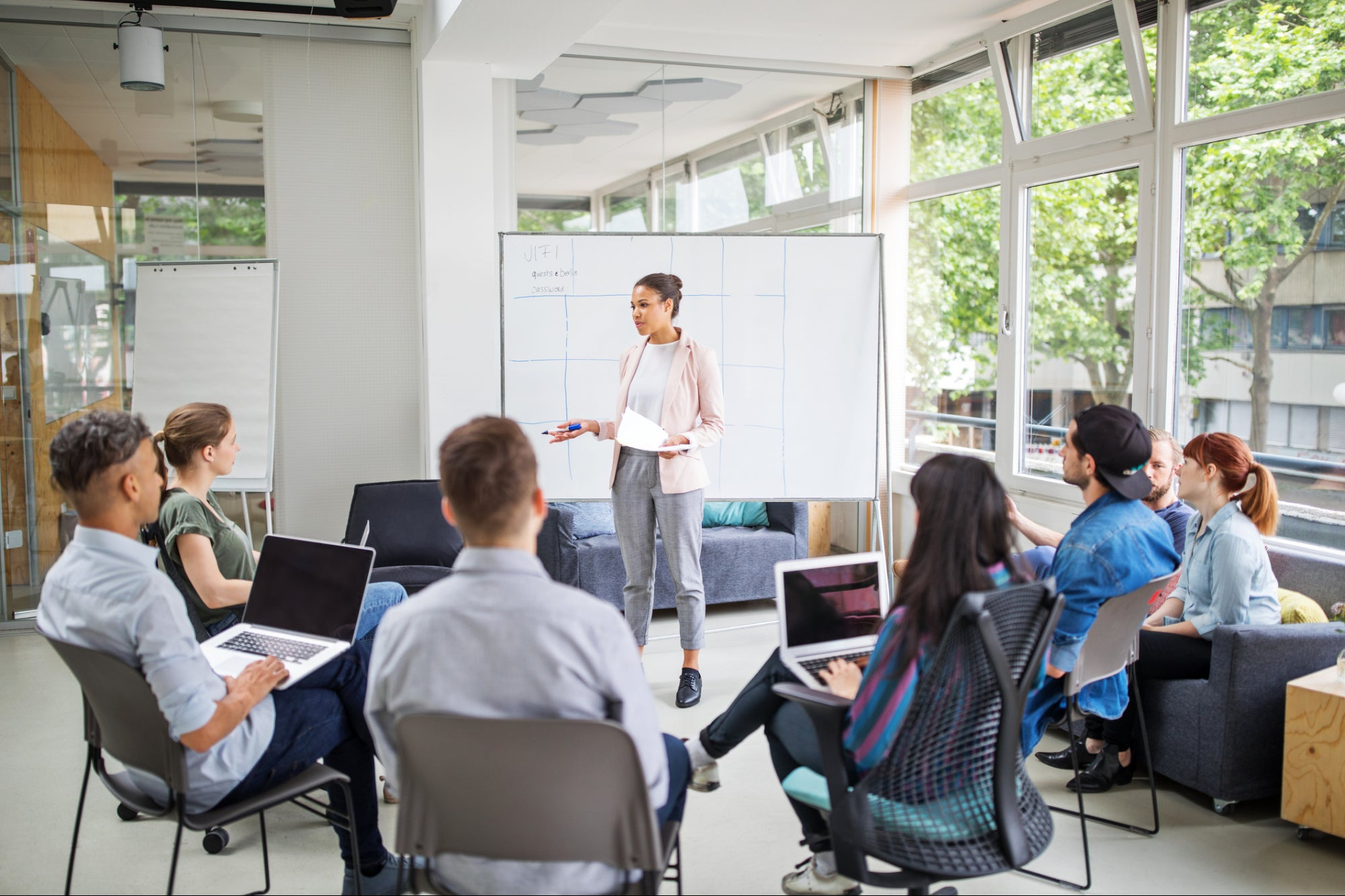 6 Skill Sets Every B2B Marketing Team Should Have On Its Roster
