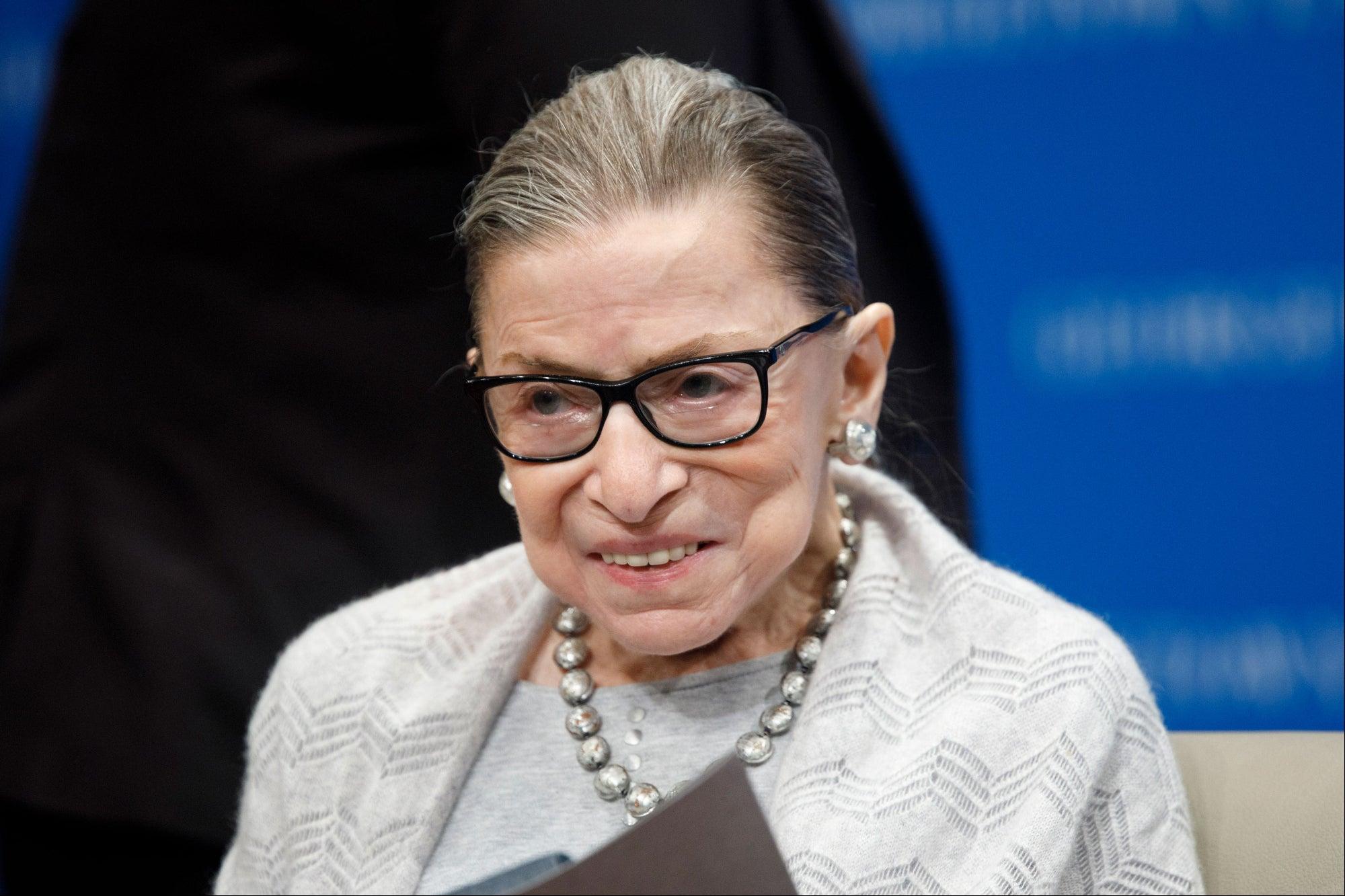 Remembering Ruth Bader Ginsburg's Entrepreneurial Spirit