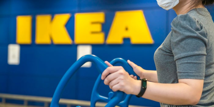 IKEA launches its online store in Mexico