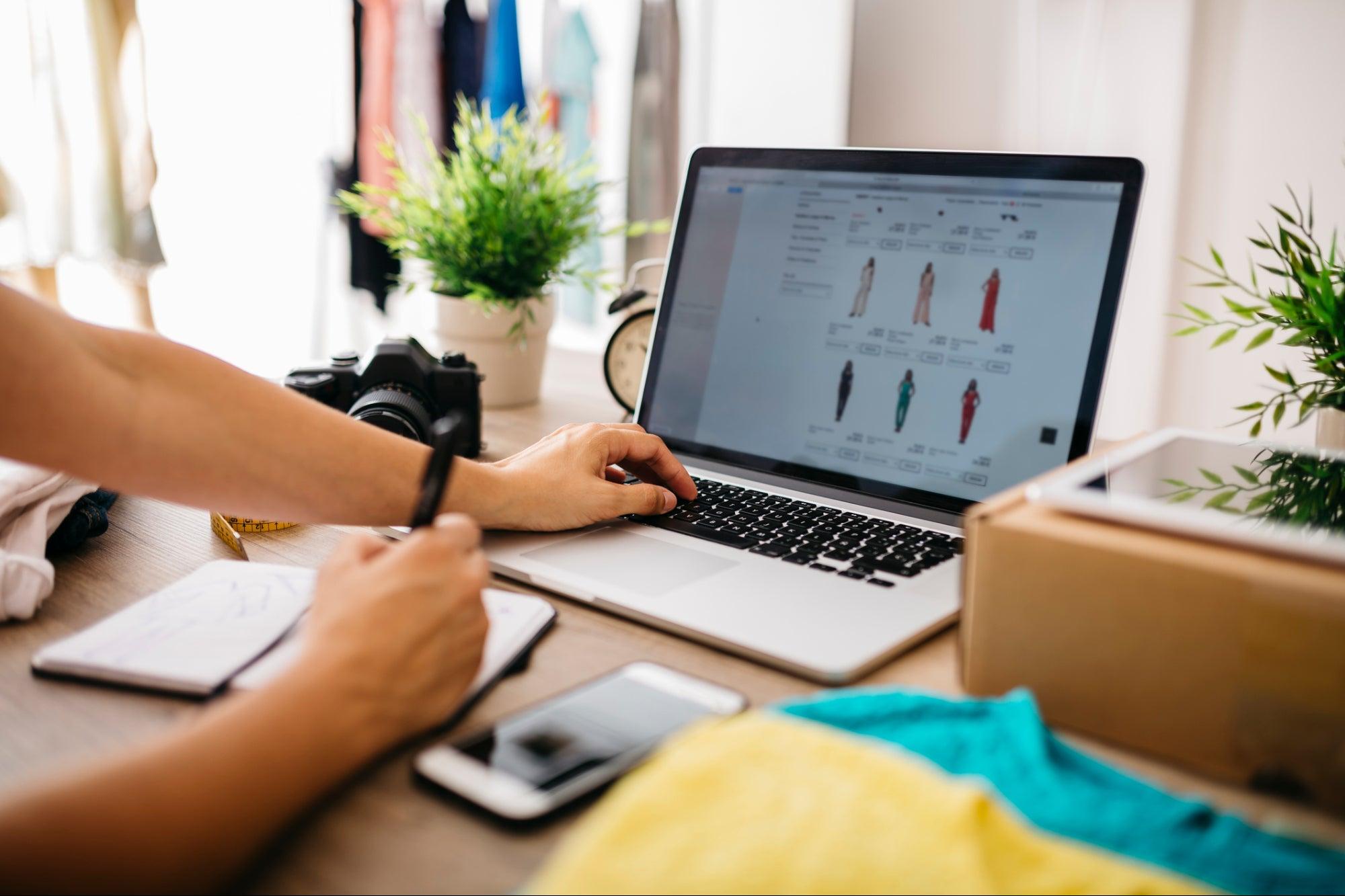, Can E-Commerce Save Retail?, Saubio Making Wealth