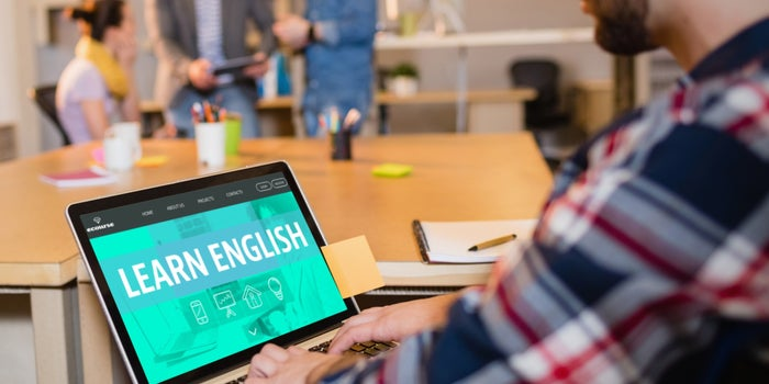 Free courses to learn English now!