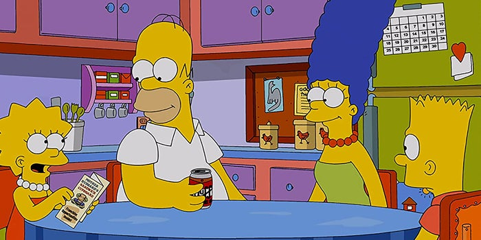 Everything I Know About Naming I Learned From 'The Simpsons'