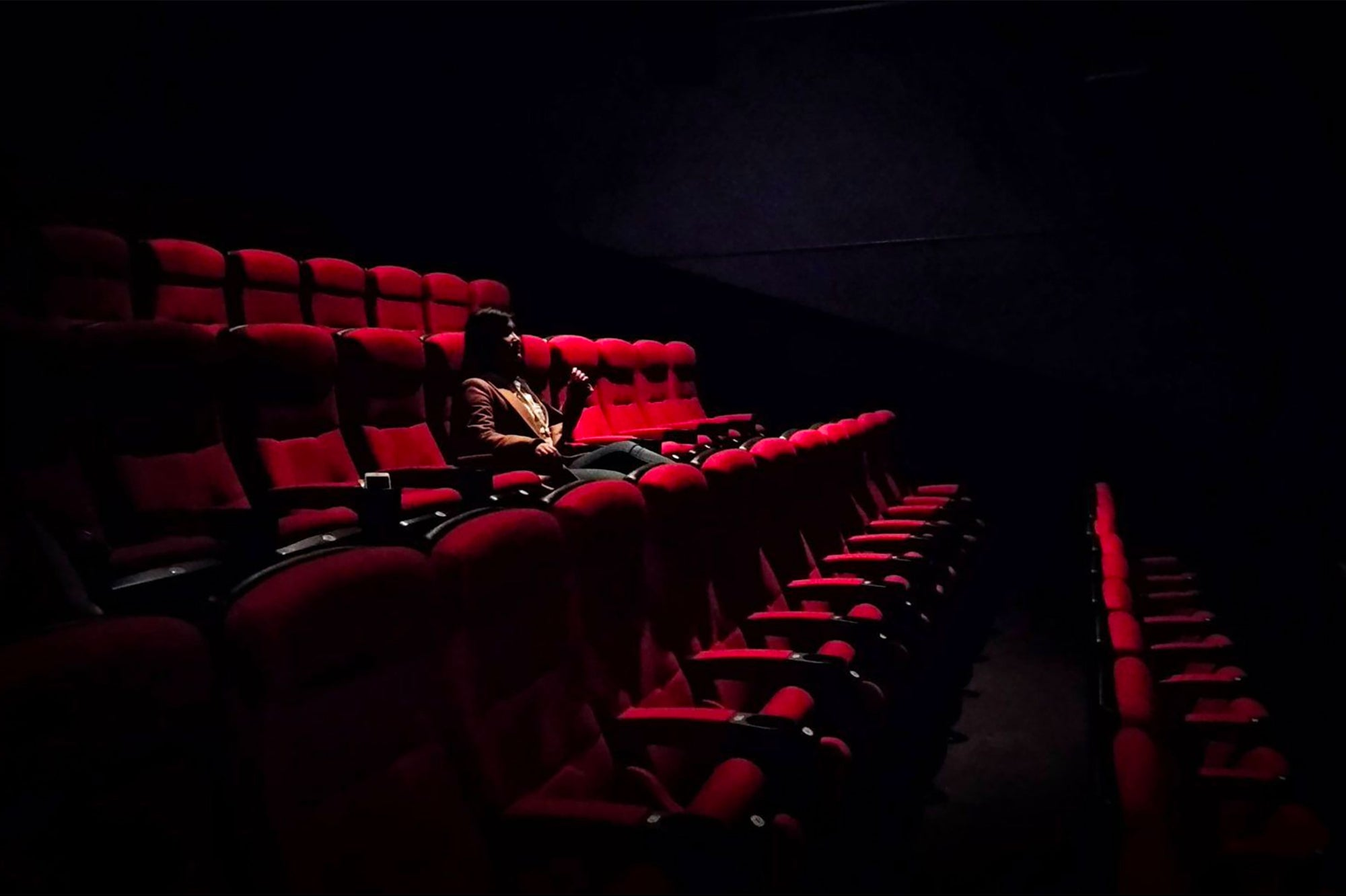 Amc Offers A Personal Movie Theater Experience For 99