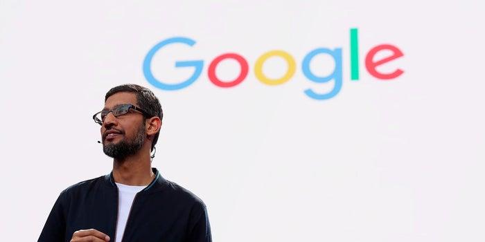 El Departamento de Justicia de EU golpea a Google con una demanda antimonopolio histórico