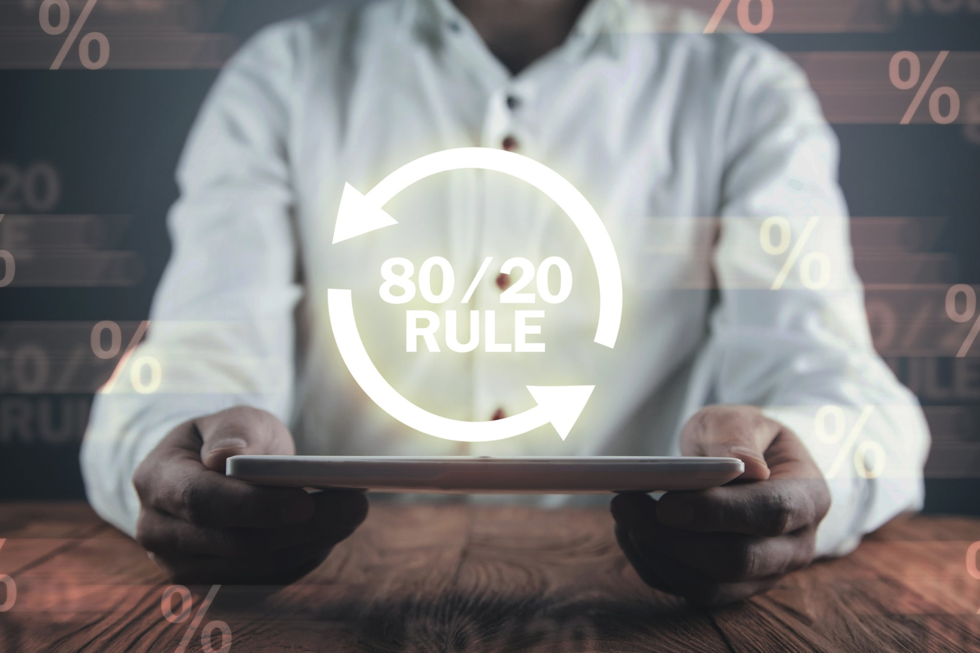 Forget the 80/20 Rule: How to Design Your Own Ratio for Success