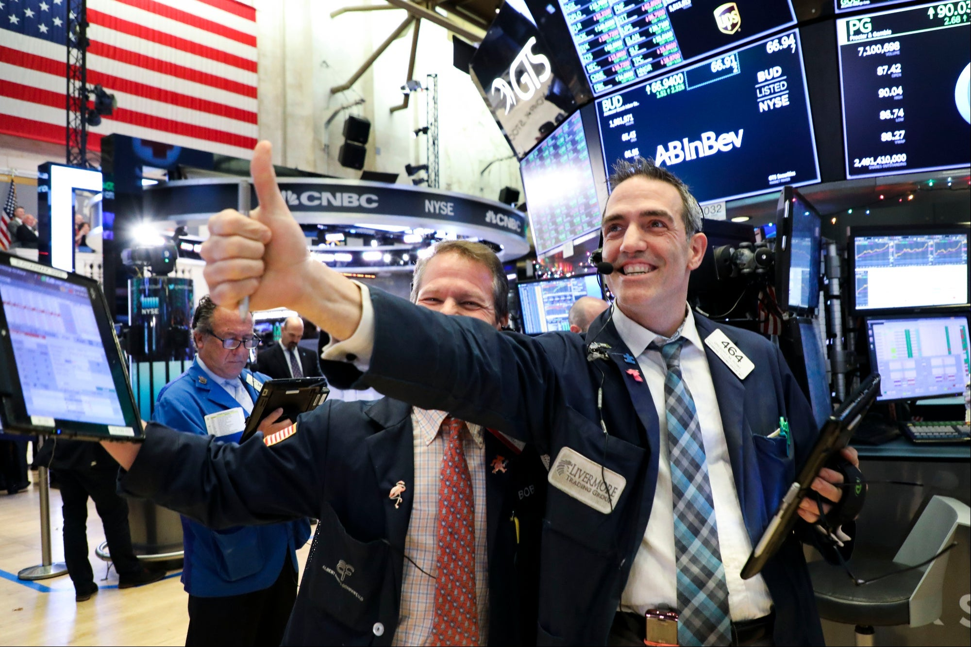 Ny Stock Market Soars Because Pfizer Says Its Covid 19 Vaccine Shows 90 Efficacy