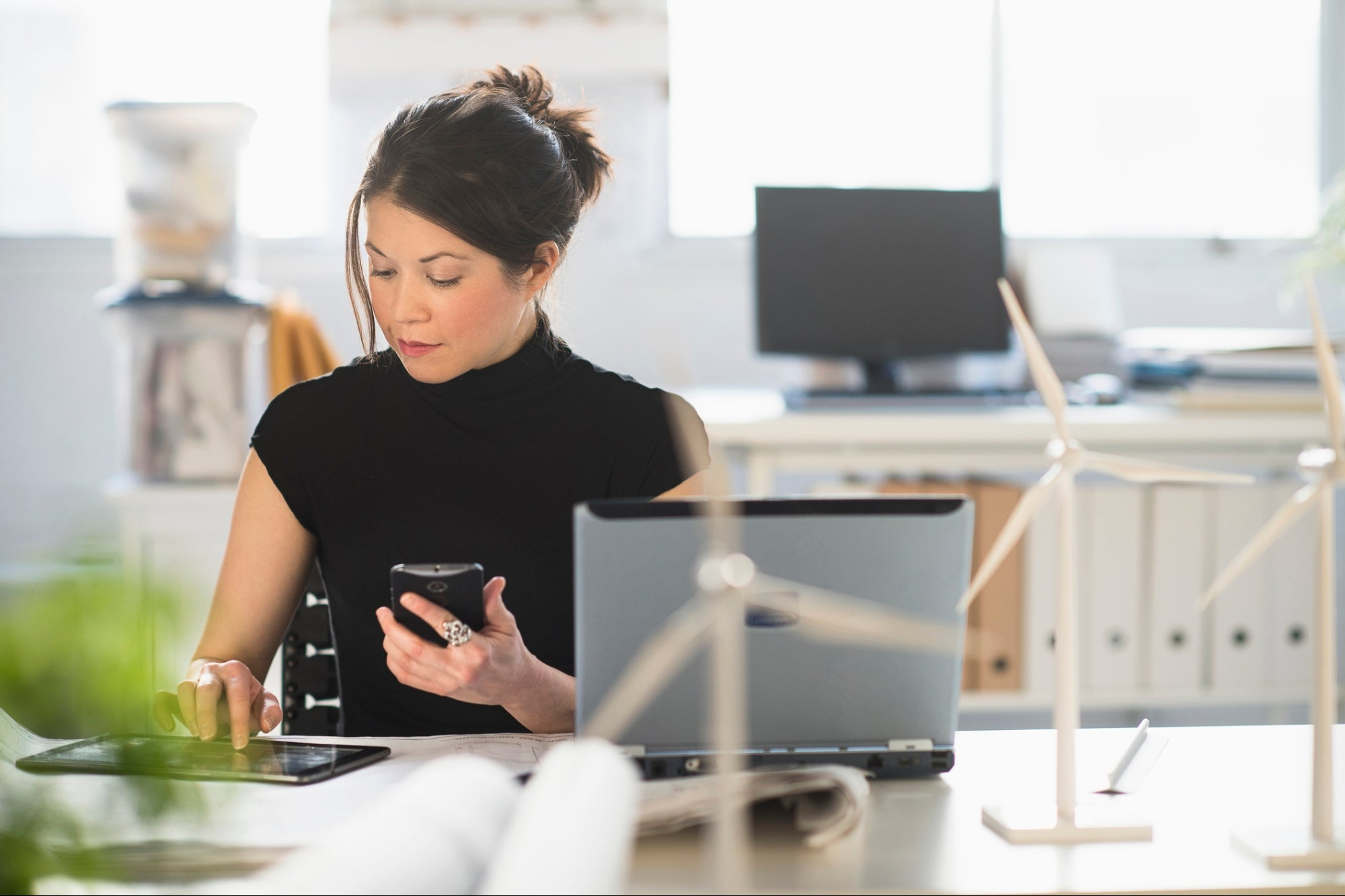 4 Ways to Be More Productive, Not Just Busy