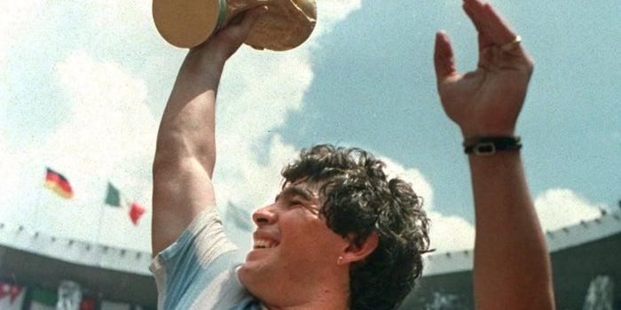 ¿Quién fue Diego Armando Maradona?