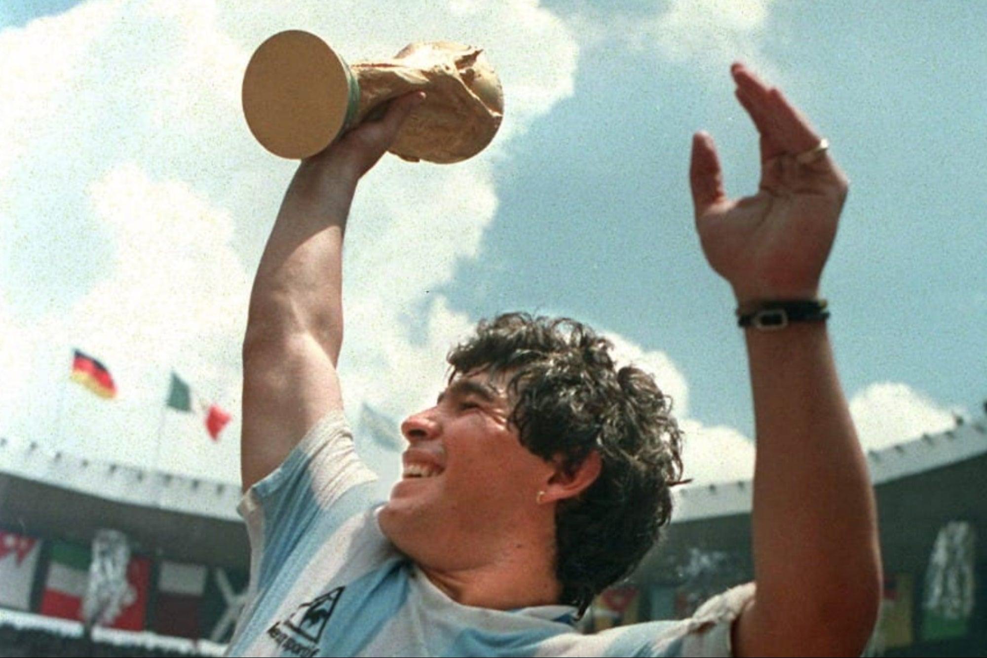 Who Was Diego Armando Maradona?