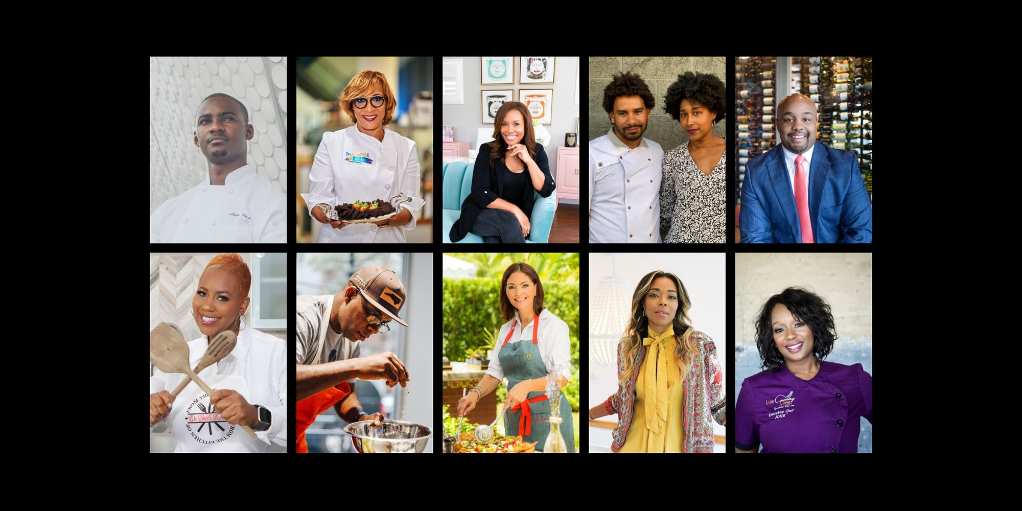 10 Inspirational BIPOC Chefs & Restaurateurs Share The Top Things You Need To Succeed As a Chef