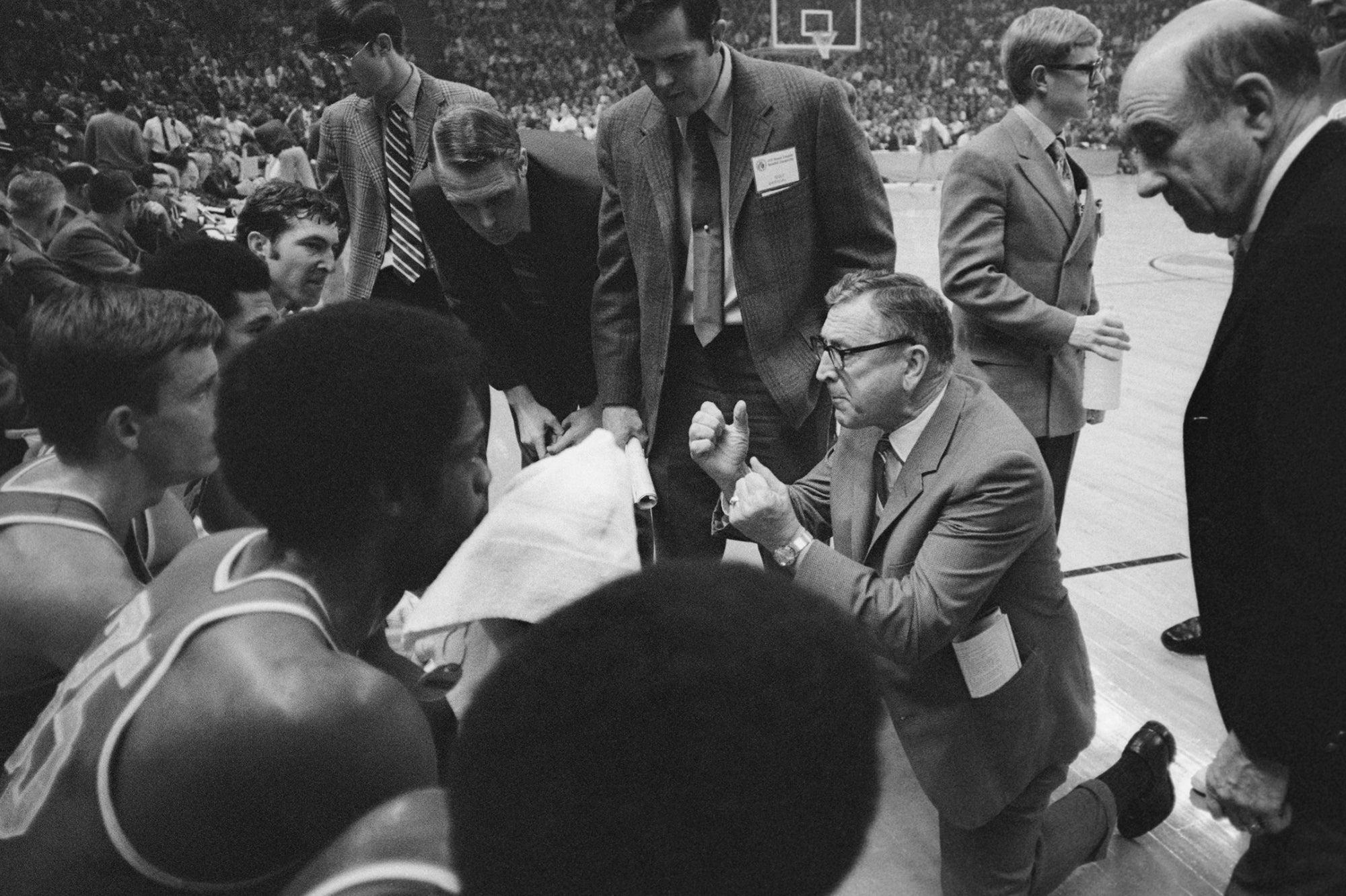 8 Keys to Coach John Wooden's Servant Leadership