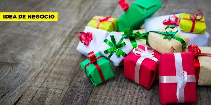 Idea de negocio: Abre un servicio de envoltura de regalos esta semana