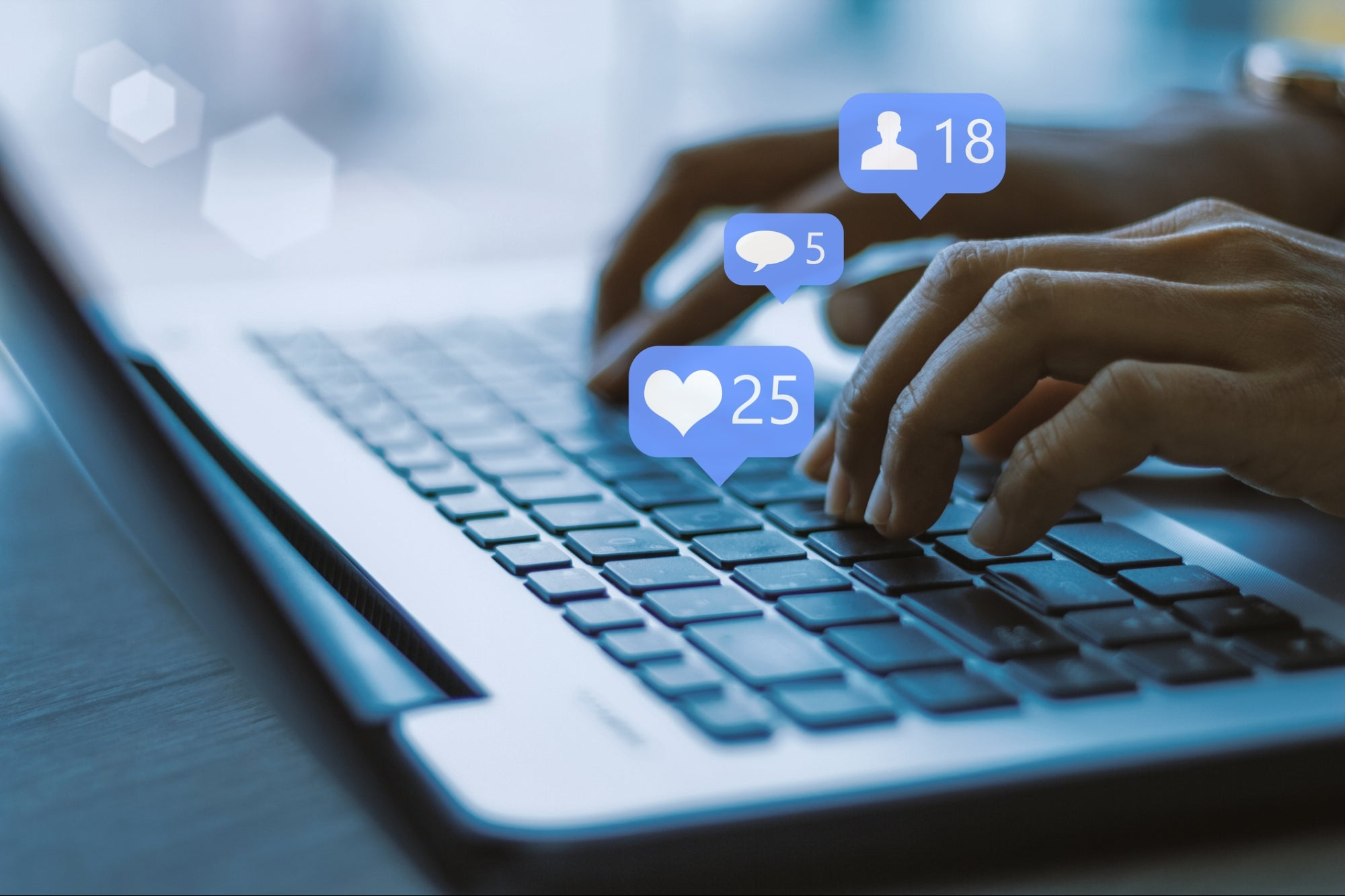 , 6 Steps for Better Social Media Engagement, Saubio Making Wealth