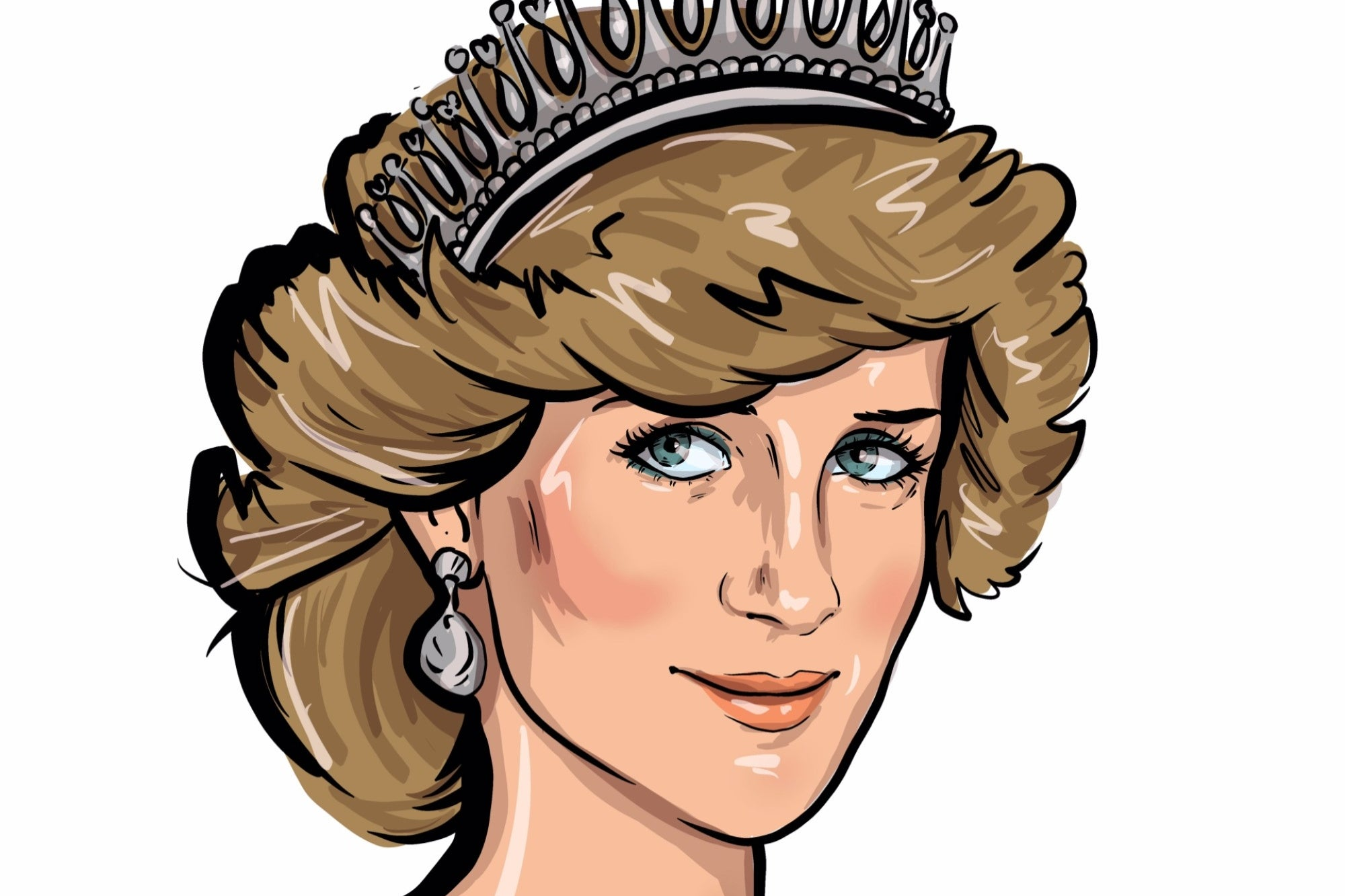 4 Digital Marketing Tactics Inspired by Princess Diana