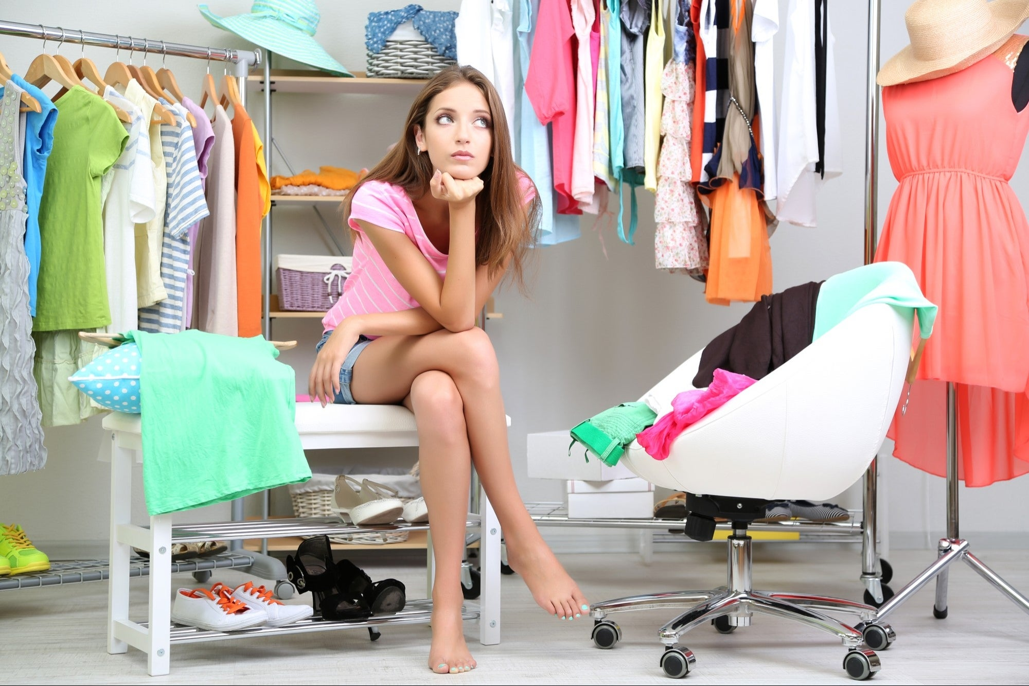 , 5 Tips to Renovate Your Closet Without Spending So Much Money, Saubio Making Wealth