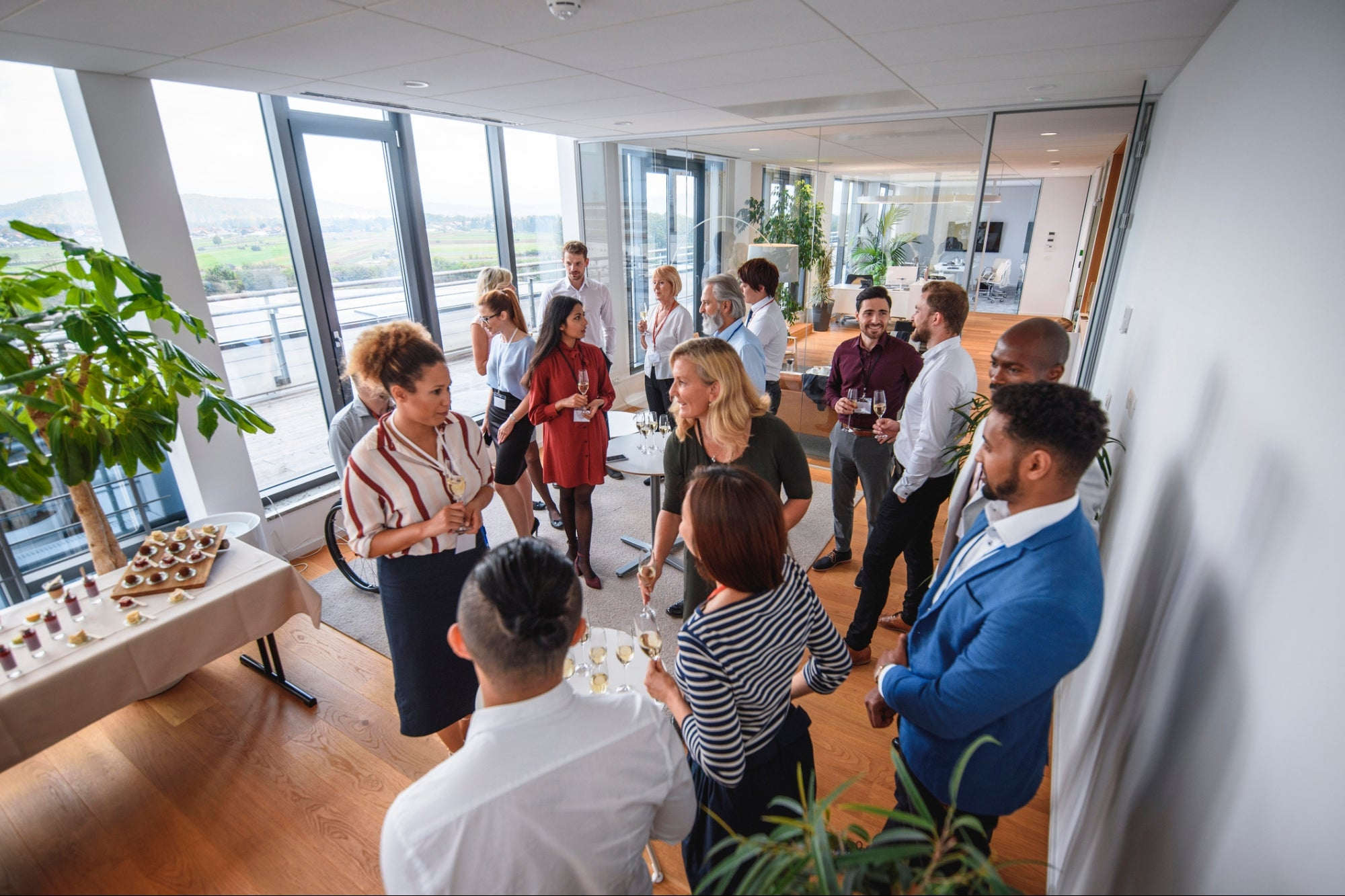 , 3 Creative Ways to Monetize Your Next Business Event, Saubio Making Wealth