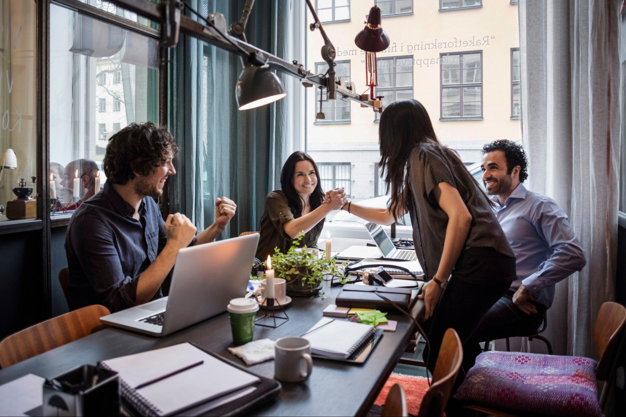 Turn Your Employees Into Entrepreneurs
