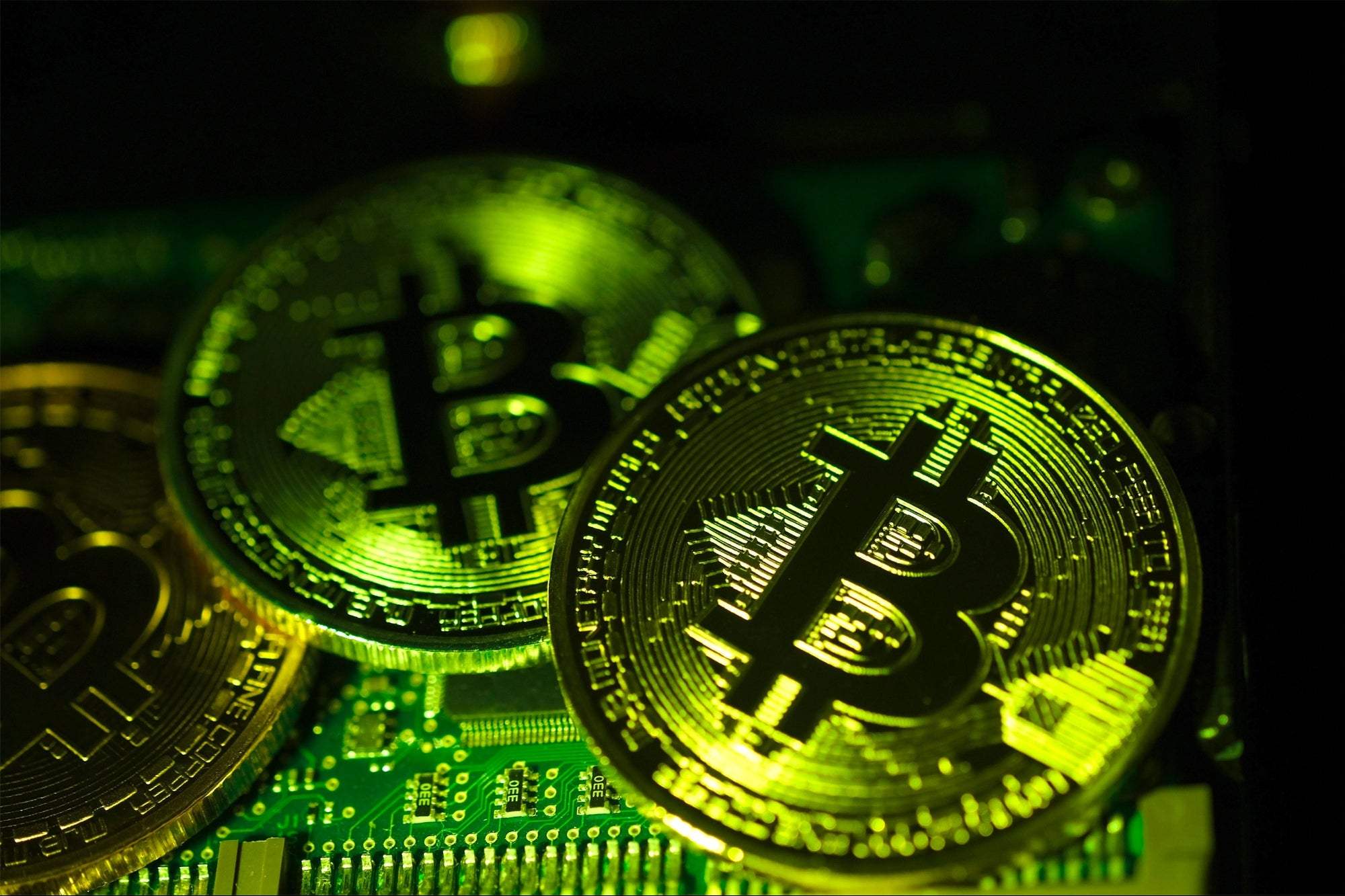 Image of article 'The Crypto Market Is Now Worth More Than $1 Trillion for the First Time as Bitcoin Hits Record Above $38,000'