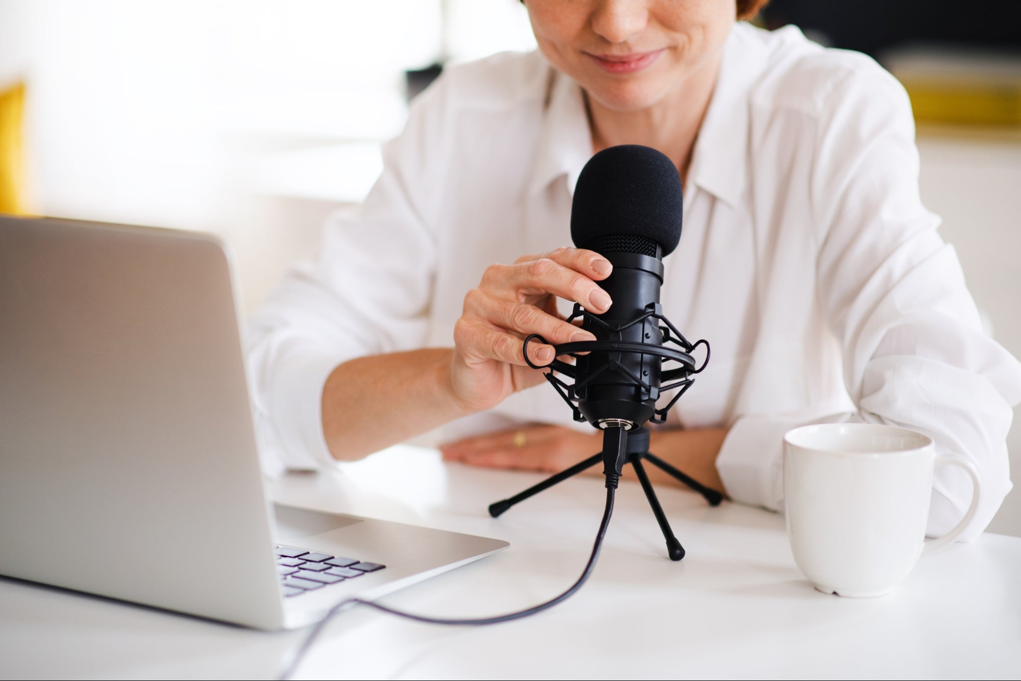 How to Start a Podcast (and Keep It Going)