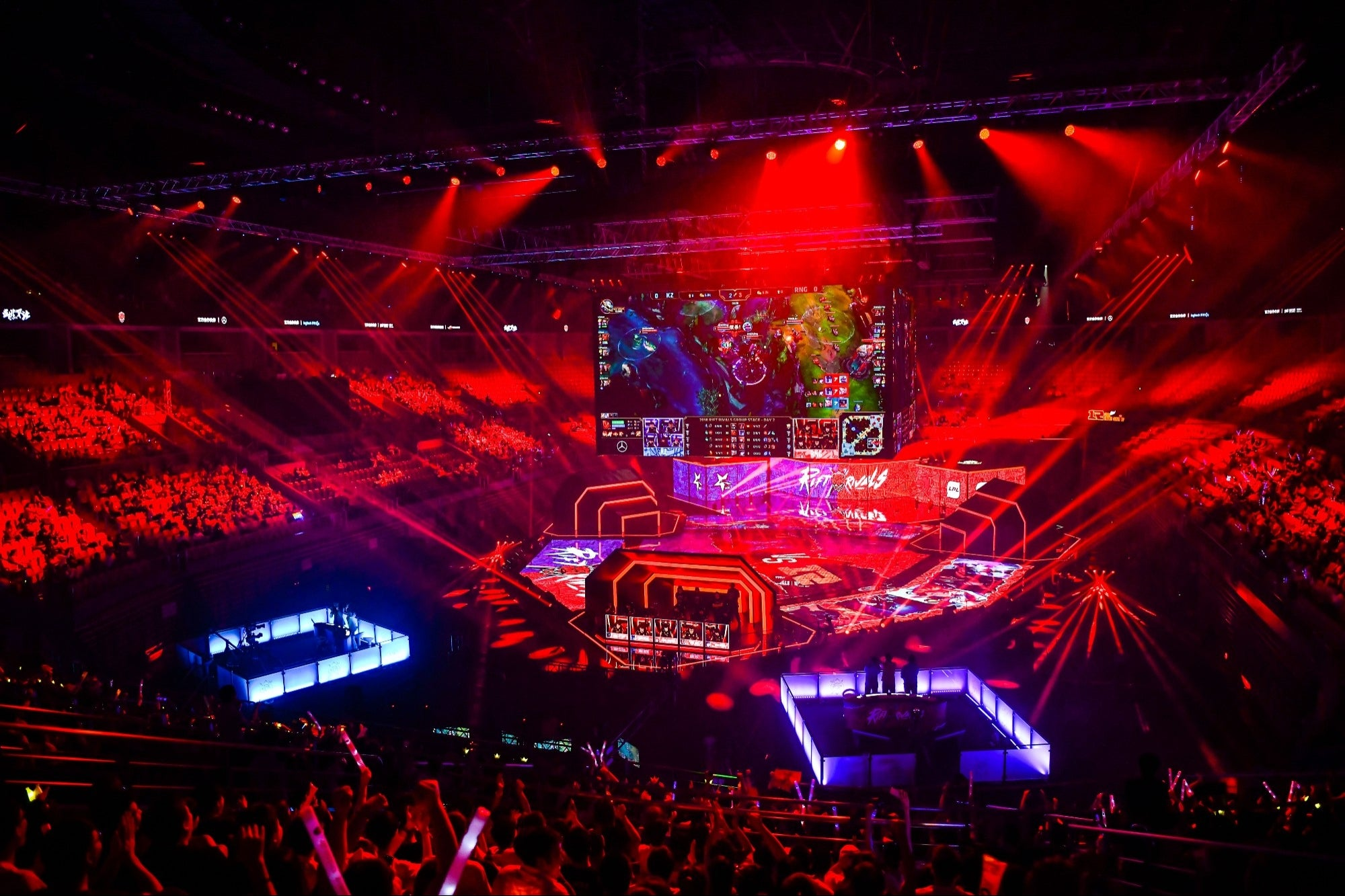 entrepreneur.com - Entrepreneur en Español - The 5 most important eSports events of 2021
