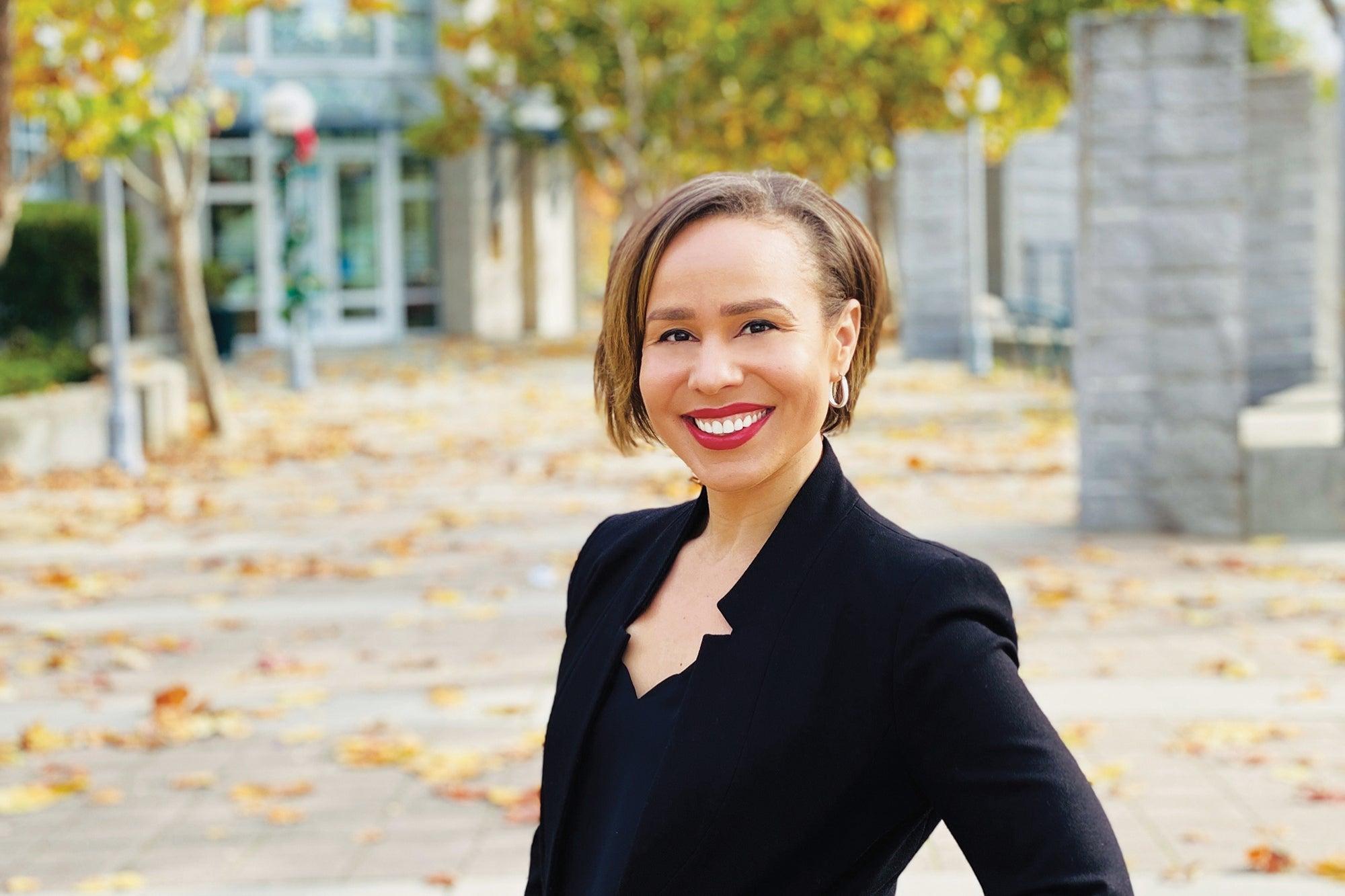 'I'm Black. I'm a Woman. Let's Talk About Raising Venture Capital.'