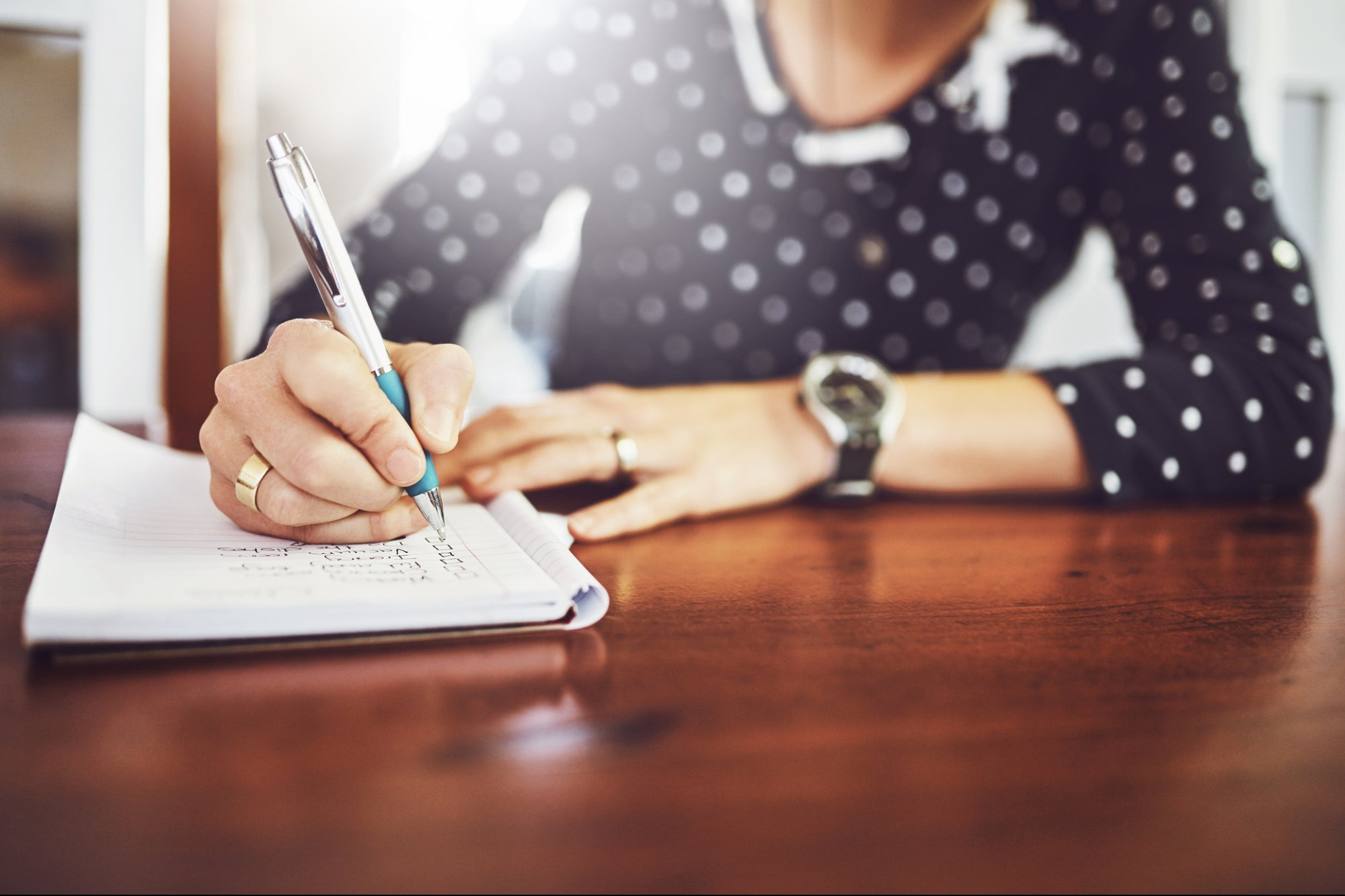 Make Sure This Isn't Missing From Your To-Do List