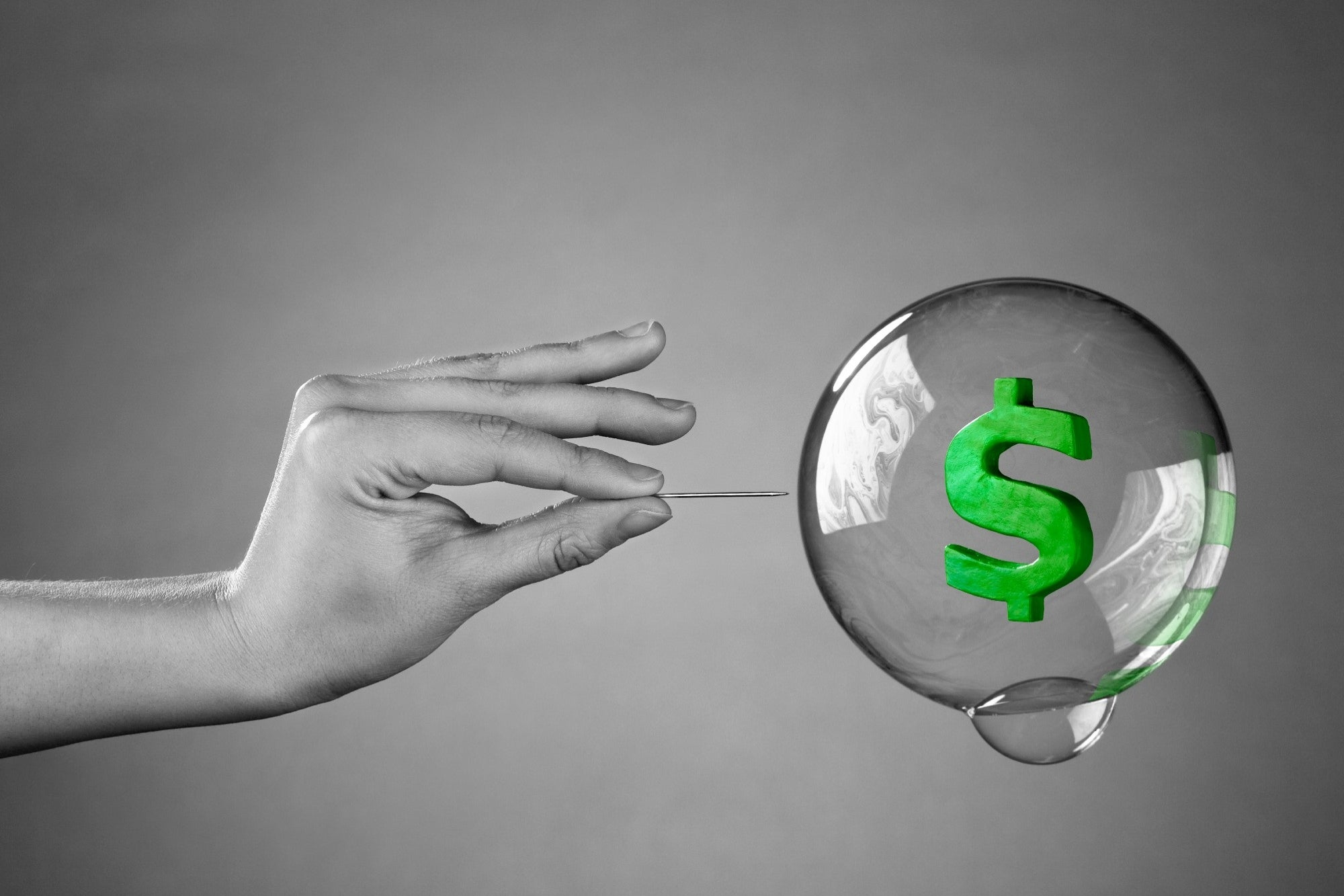 There Is a Bubble In 2021. What Should You Know Before Investing?