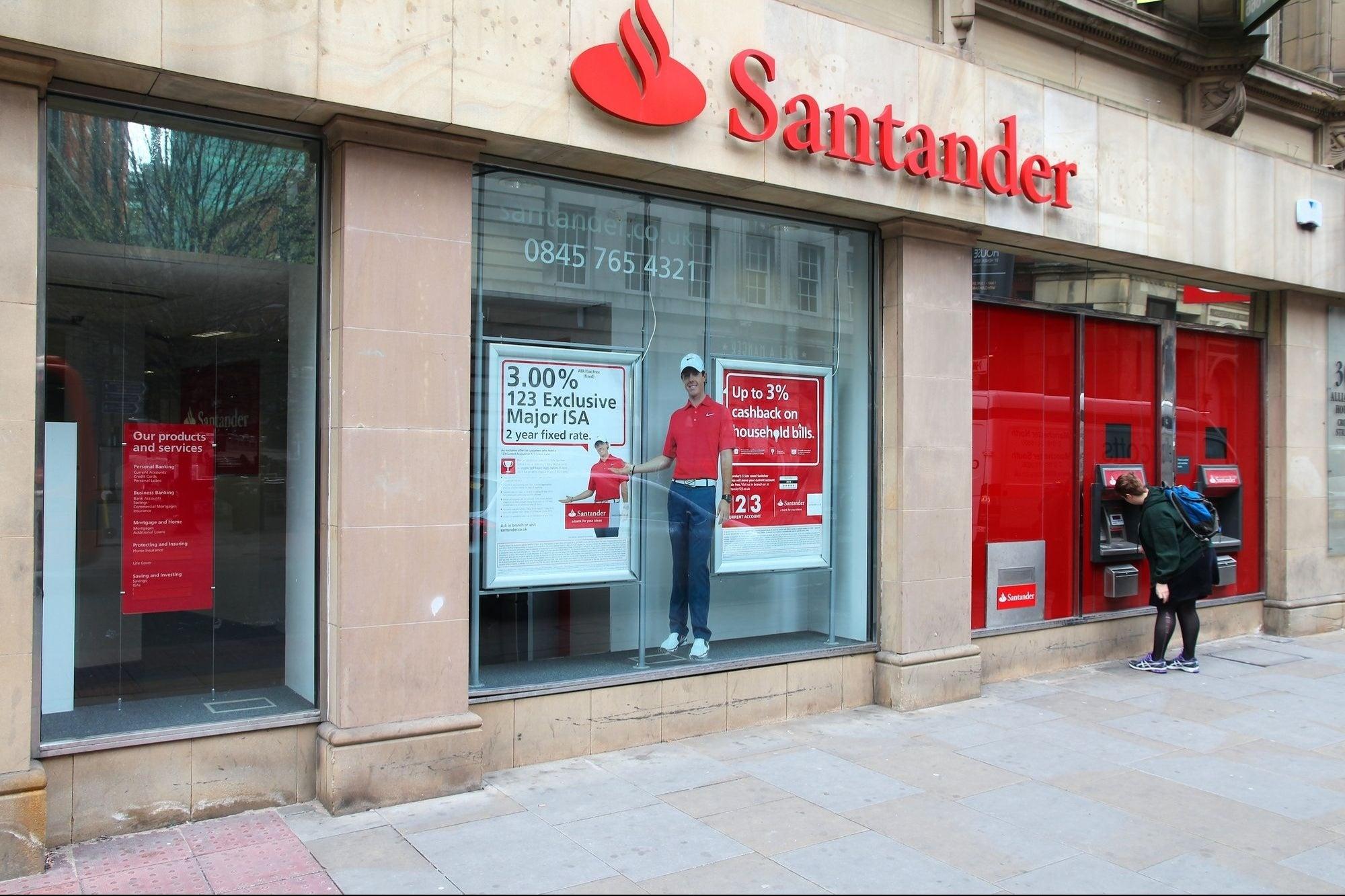 Min Side Santander