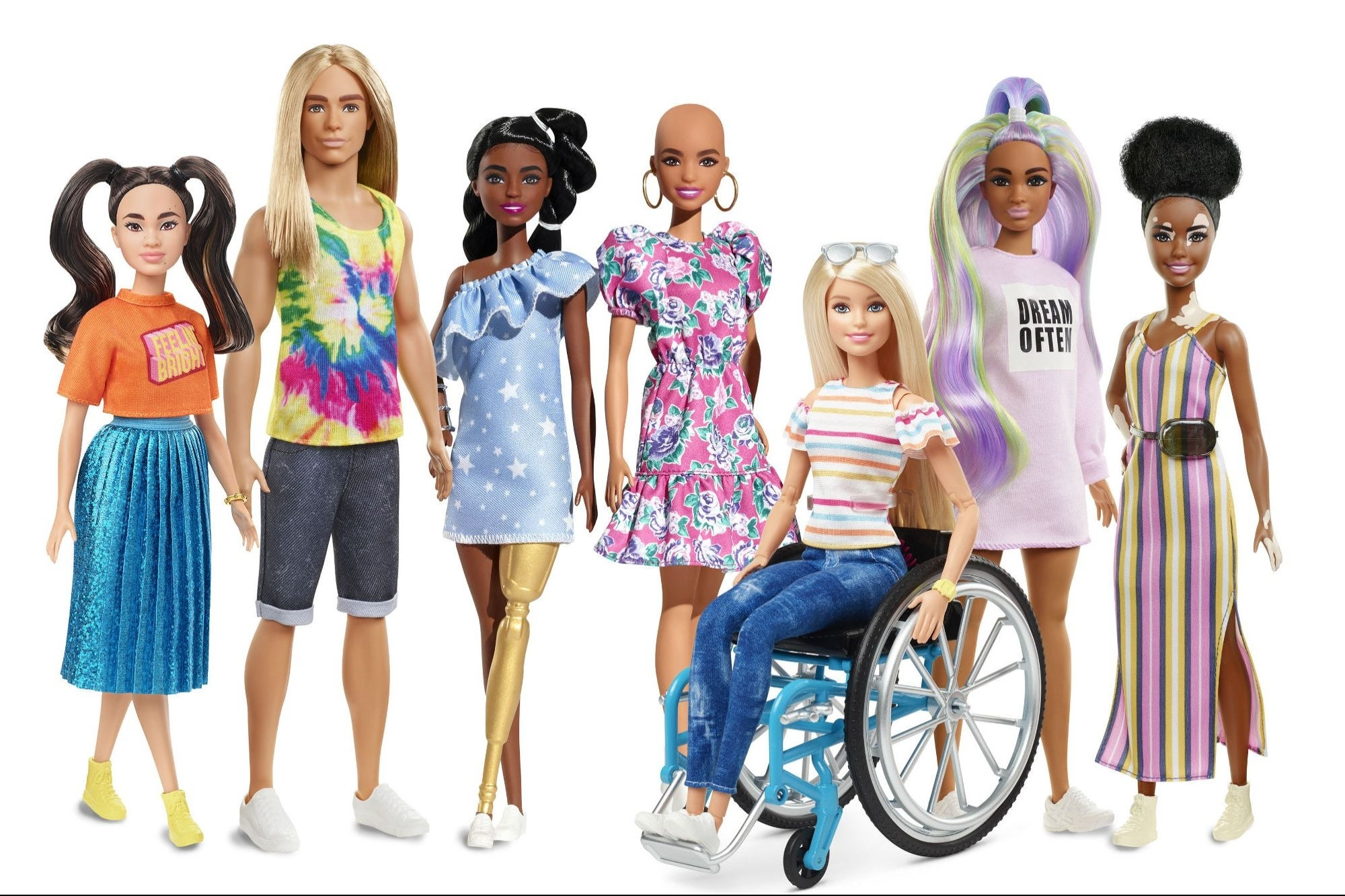Barbie gets her crown back! 2020 was his best year in sales after betting on inclusion, the 'body positive' and demolishing gender roles