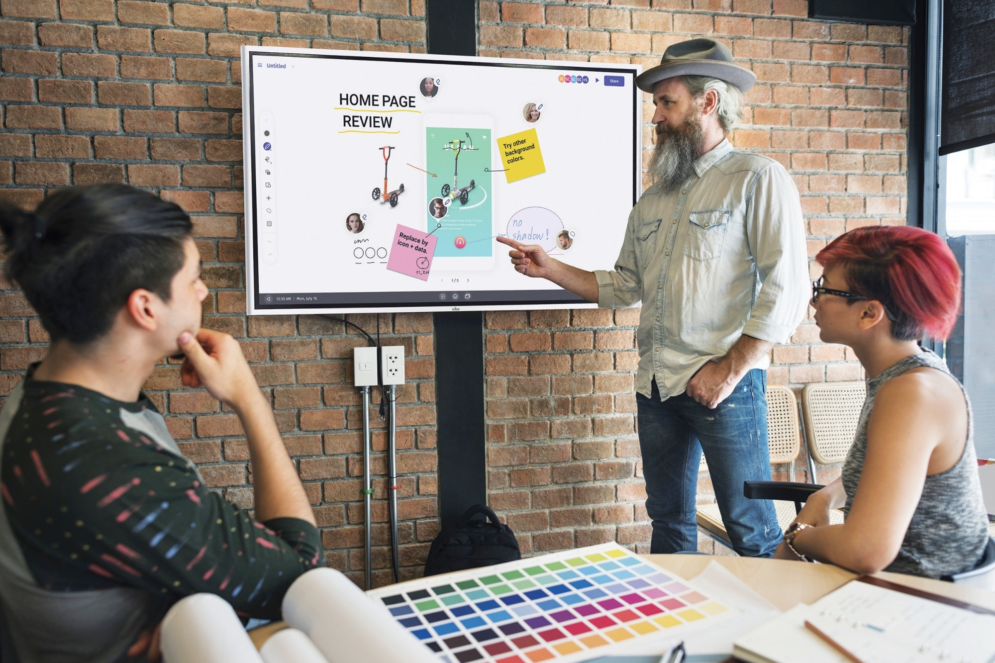 3 Smart Boards That Help You Work From Home