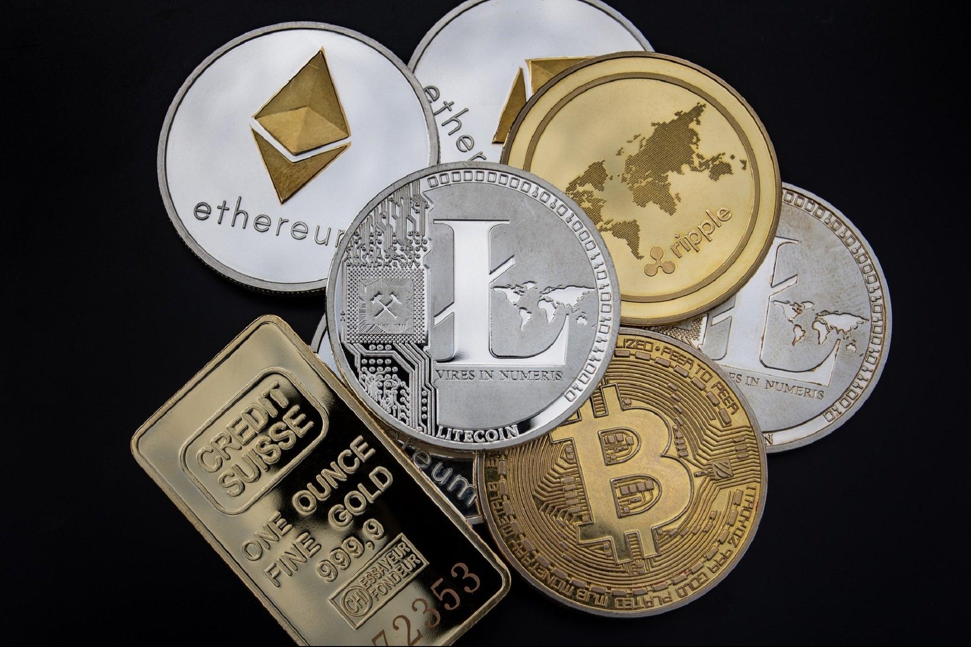 bitcoin rinkos dalies grafikas