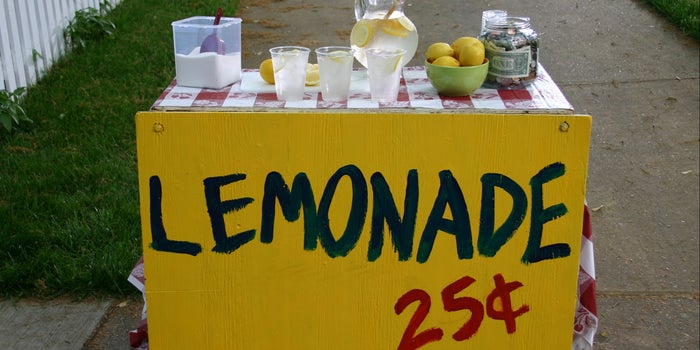 DeFi Is the New Lemonade Stand