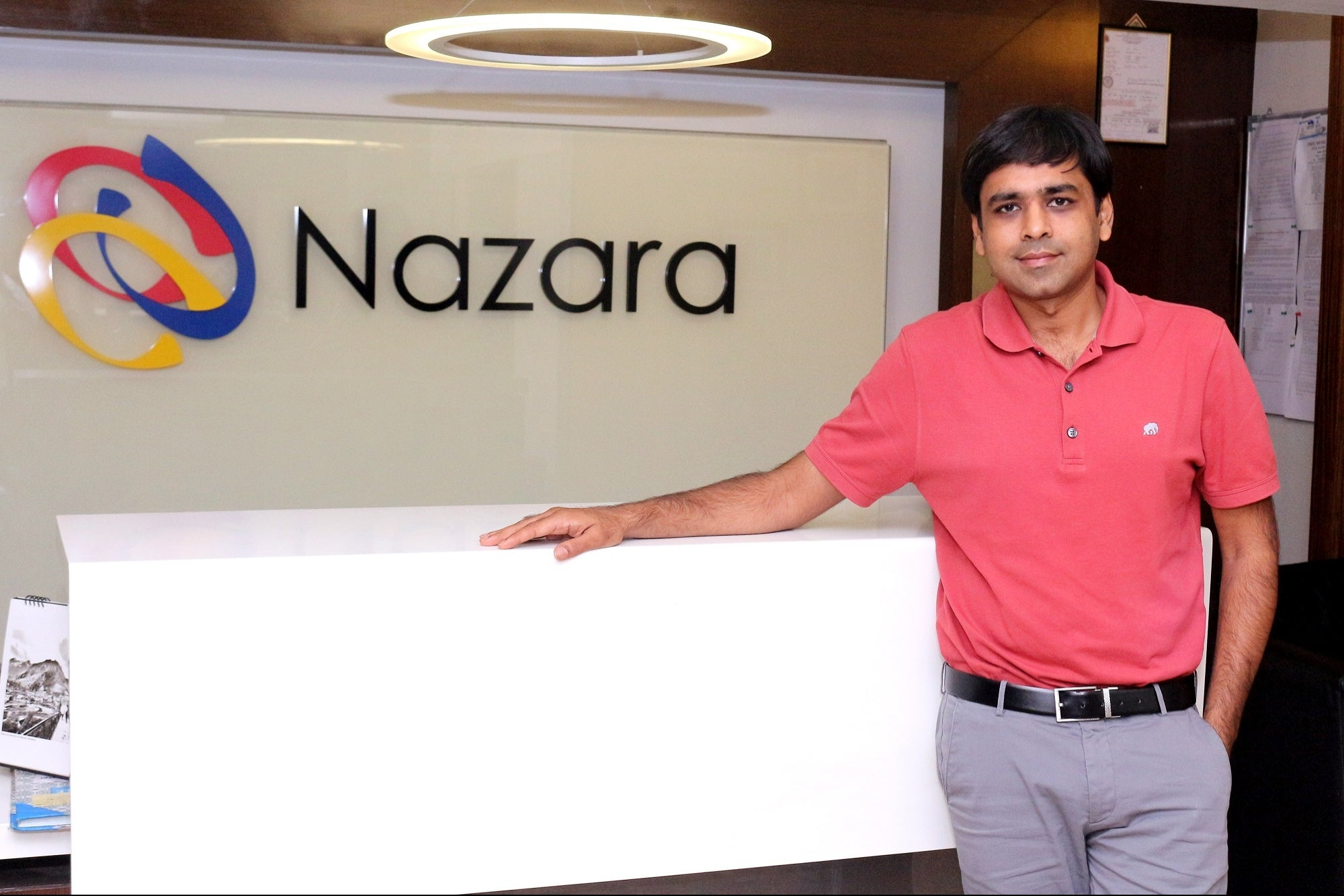 Nazara Technologies IPO Opens on Mar 17; Price Band Fixed At INR  1,100-1,101 Per Share