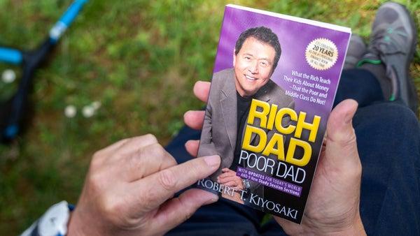 Rich Dad, Poor Dad - sale