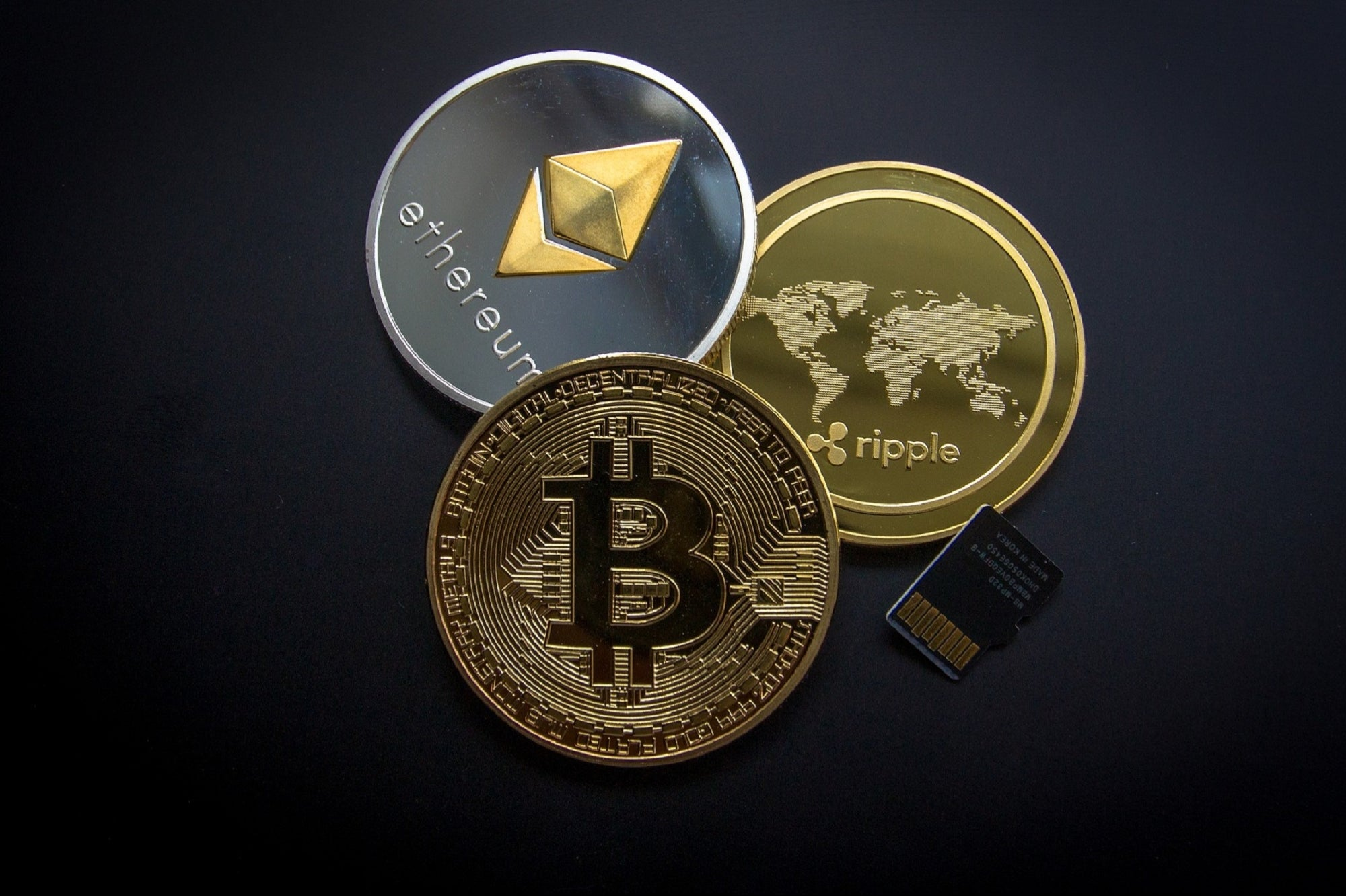 valore totale di tutte cryptocurrencies