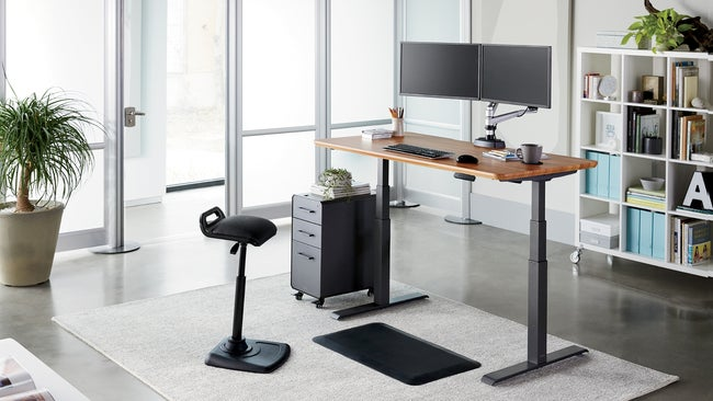 Can These Standing Desks End Your Zoom Fatigue?