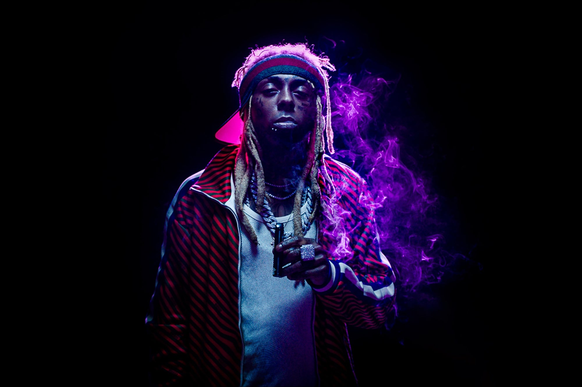 Lil Wayne to Throw 420 Parties at LA Coliseum for