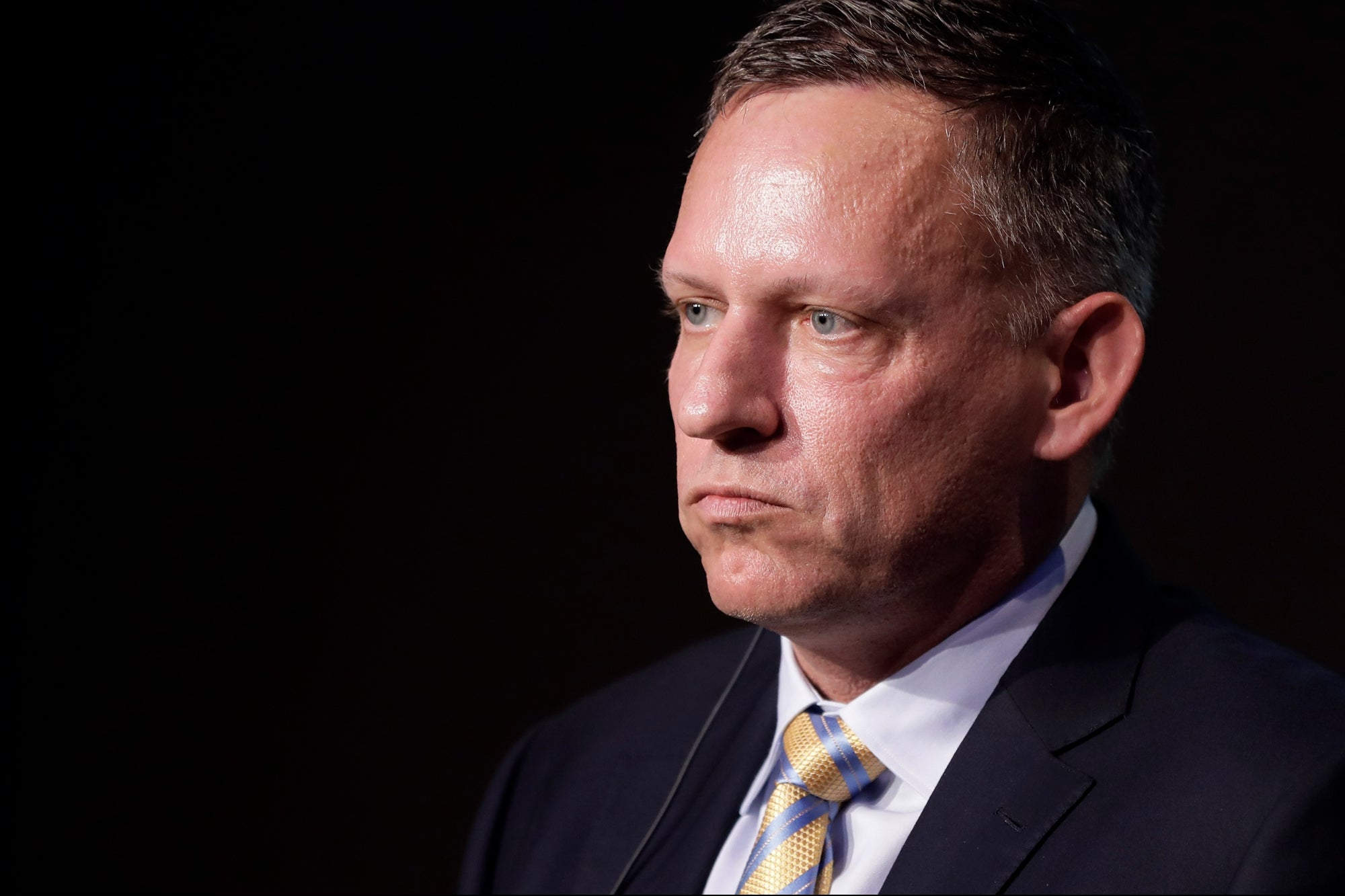 China Might Use Bitcoin as 'Monetary Weapon' Towards U.S., Peter Thiel Warns