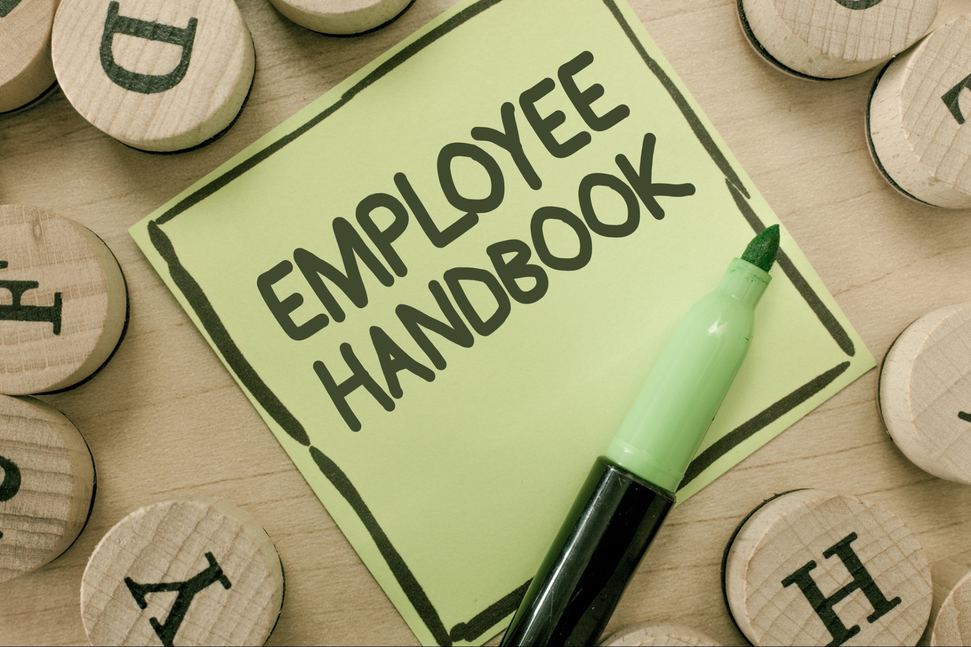 Why I Made an Employee Handbook Before I Even Had Any Employees