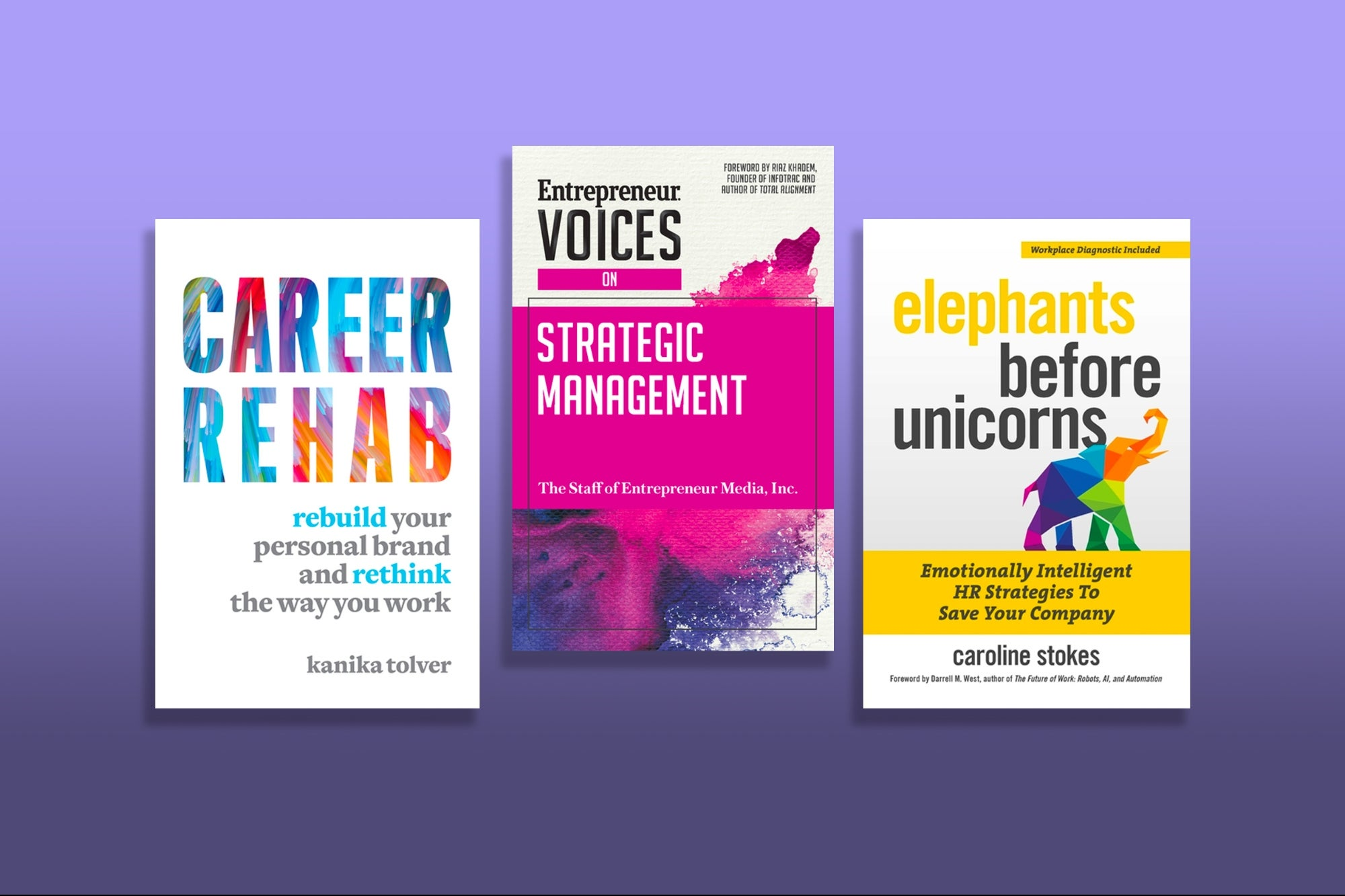 9 Books To Help You Reignite Your Career - Entrepreneur