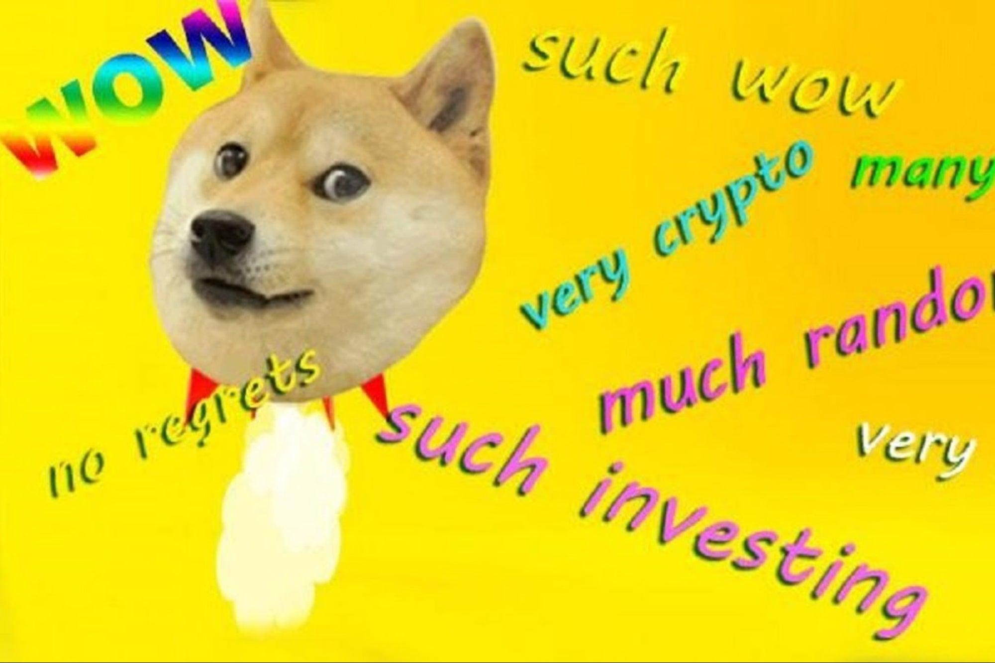El precio de la criptomoneda Dogecoin (sí, la que nació de un meme) sube un 400% en 1 semana