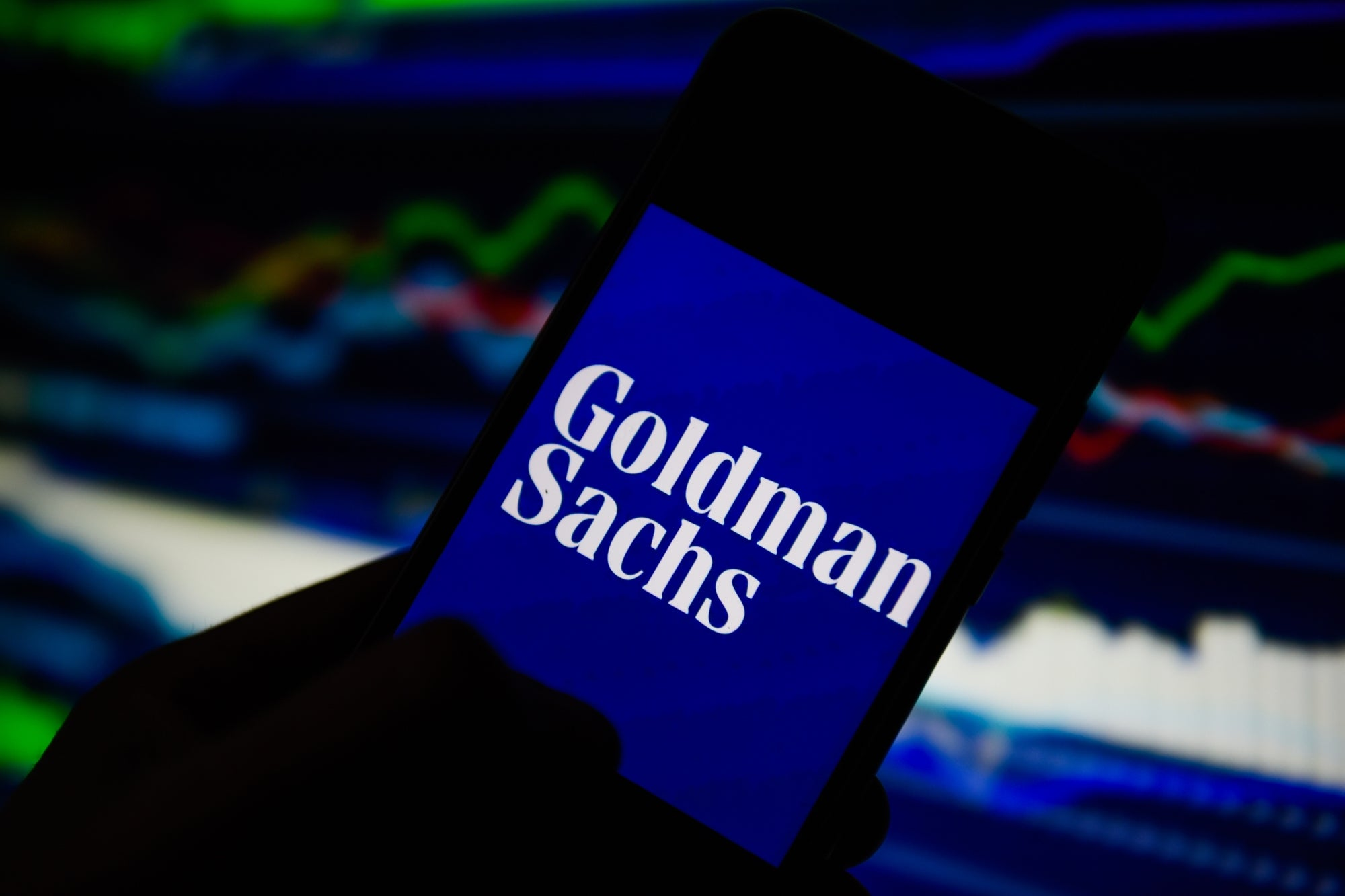 Goldman Sachs Releases Diversity Data on Leadership Makeup, And the Numbers Aren't Promising