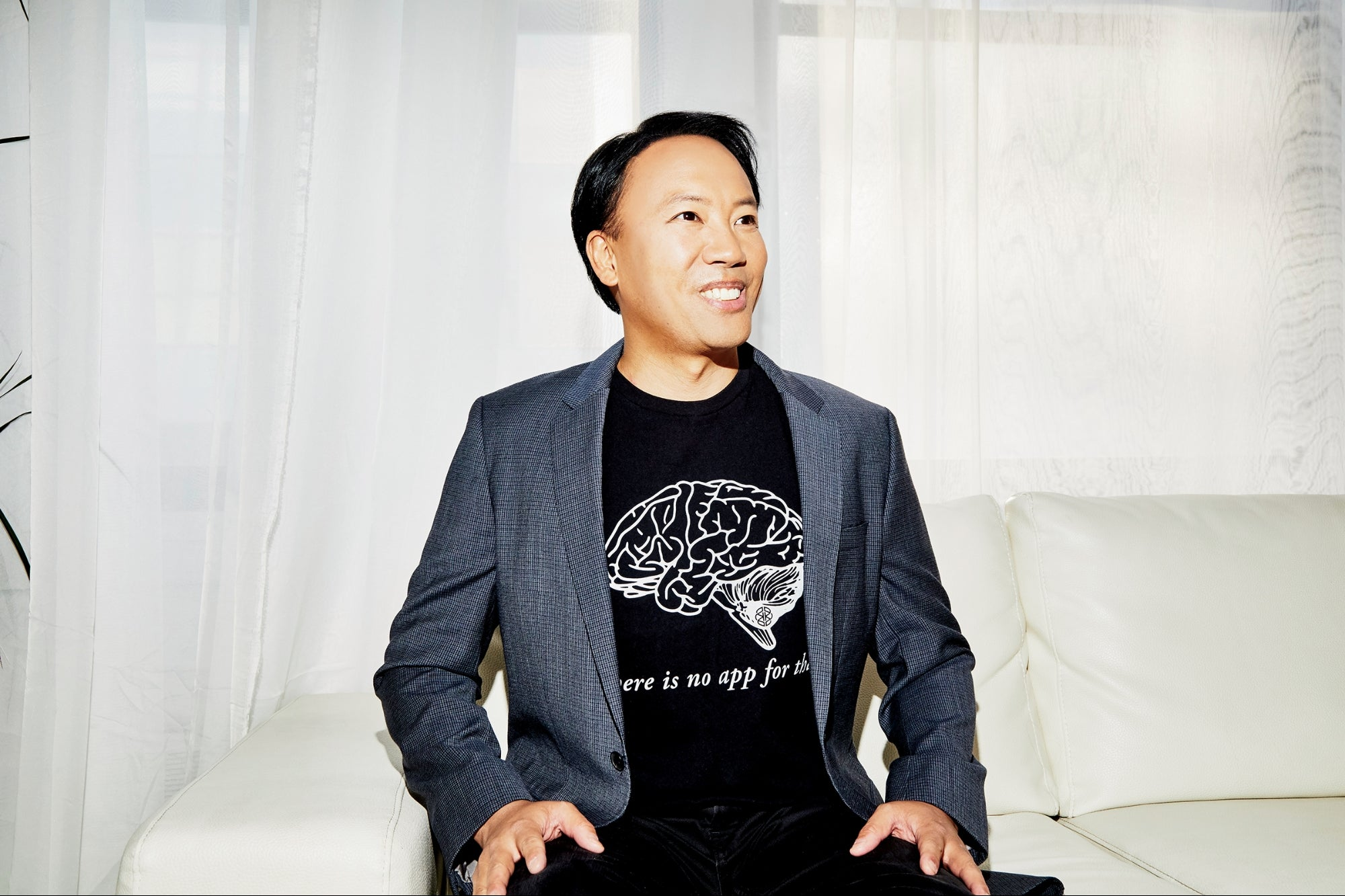 Your Brain Is a Supercomputer. Here's How to Reboot It, According to World-Renowned Brain Coach Jim Kwik.