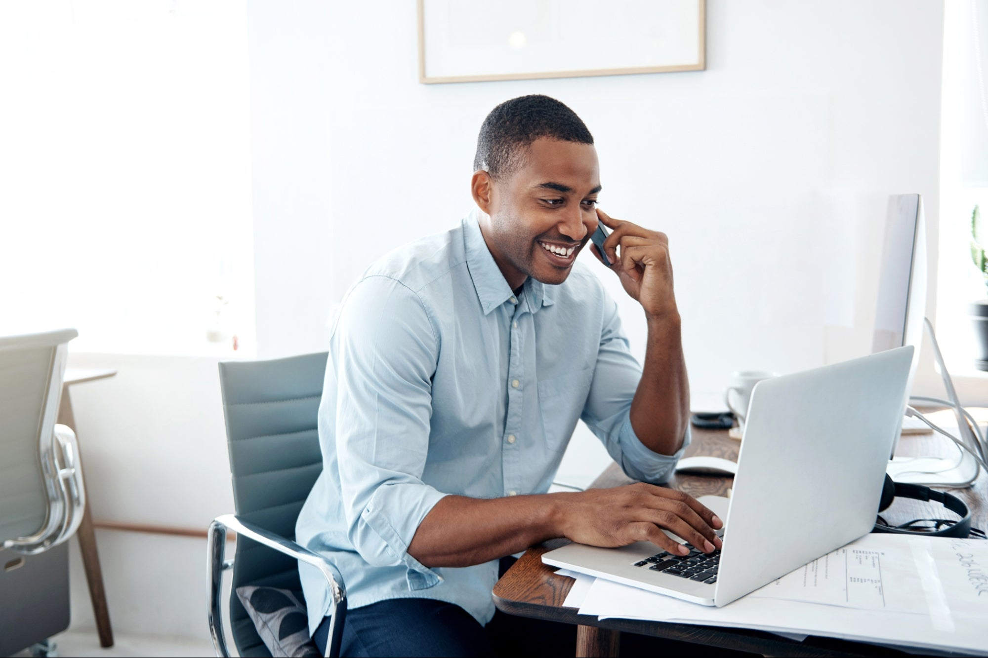 How to Start a Consulting Business: 3 Steps to Booking Your First Sales Call
