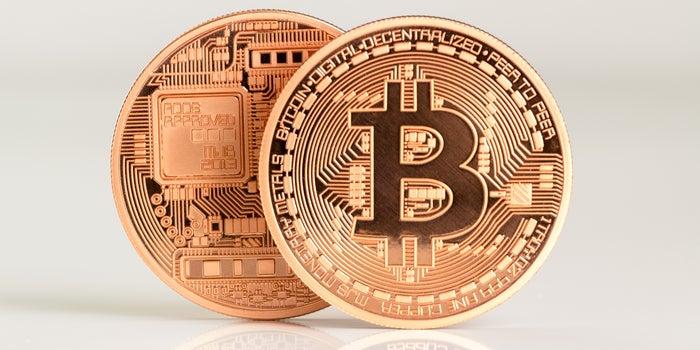 un bitcoin este egal)