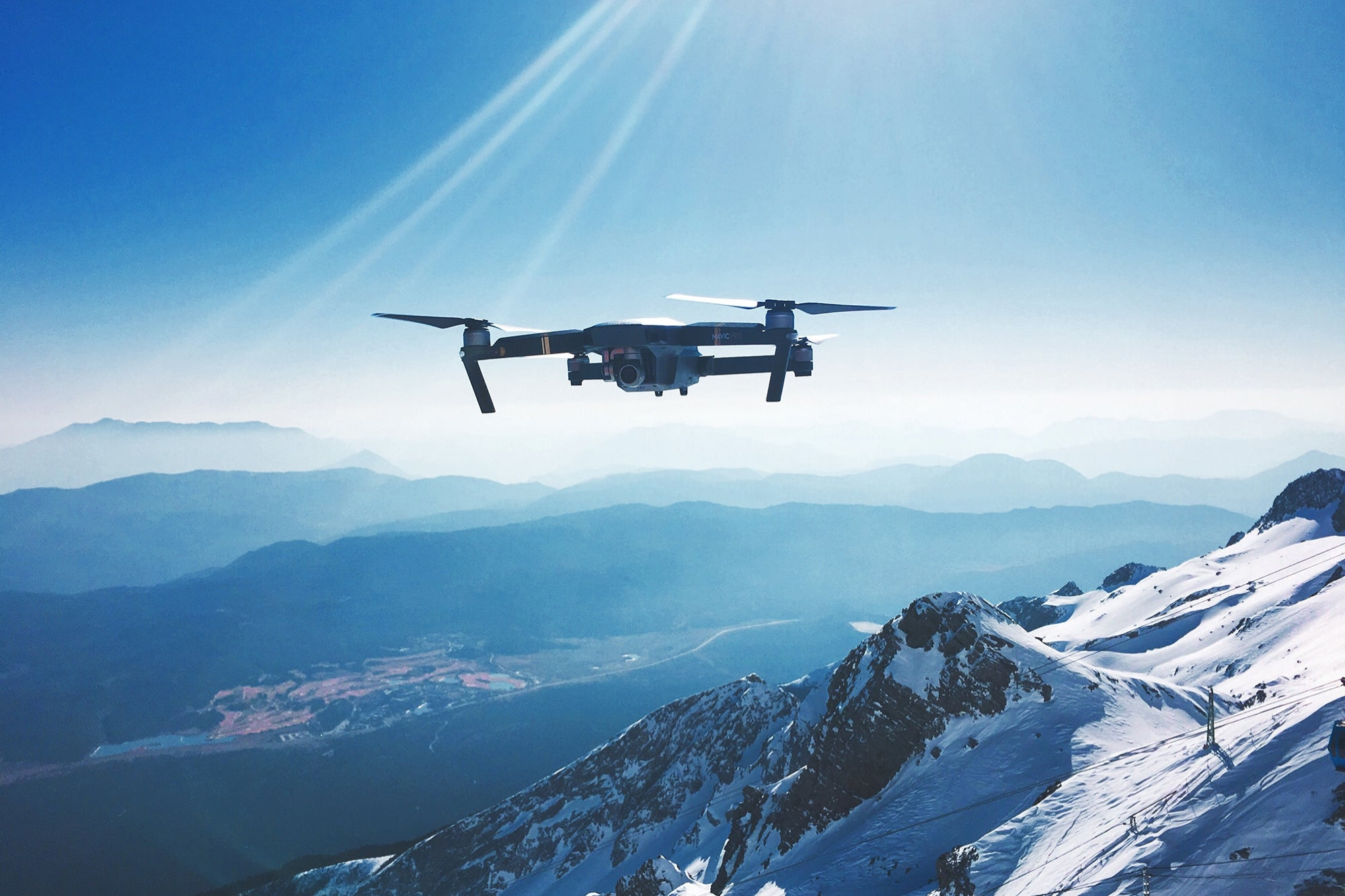 The Best Drones on the Market for Aerial Photography