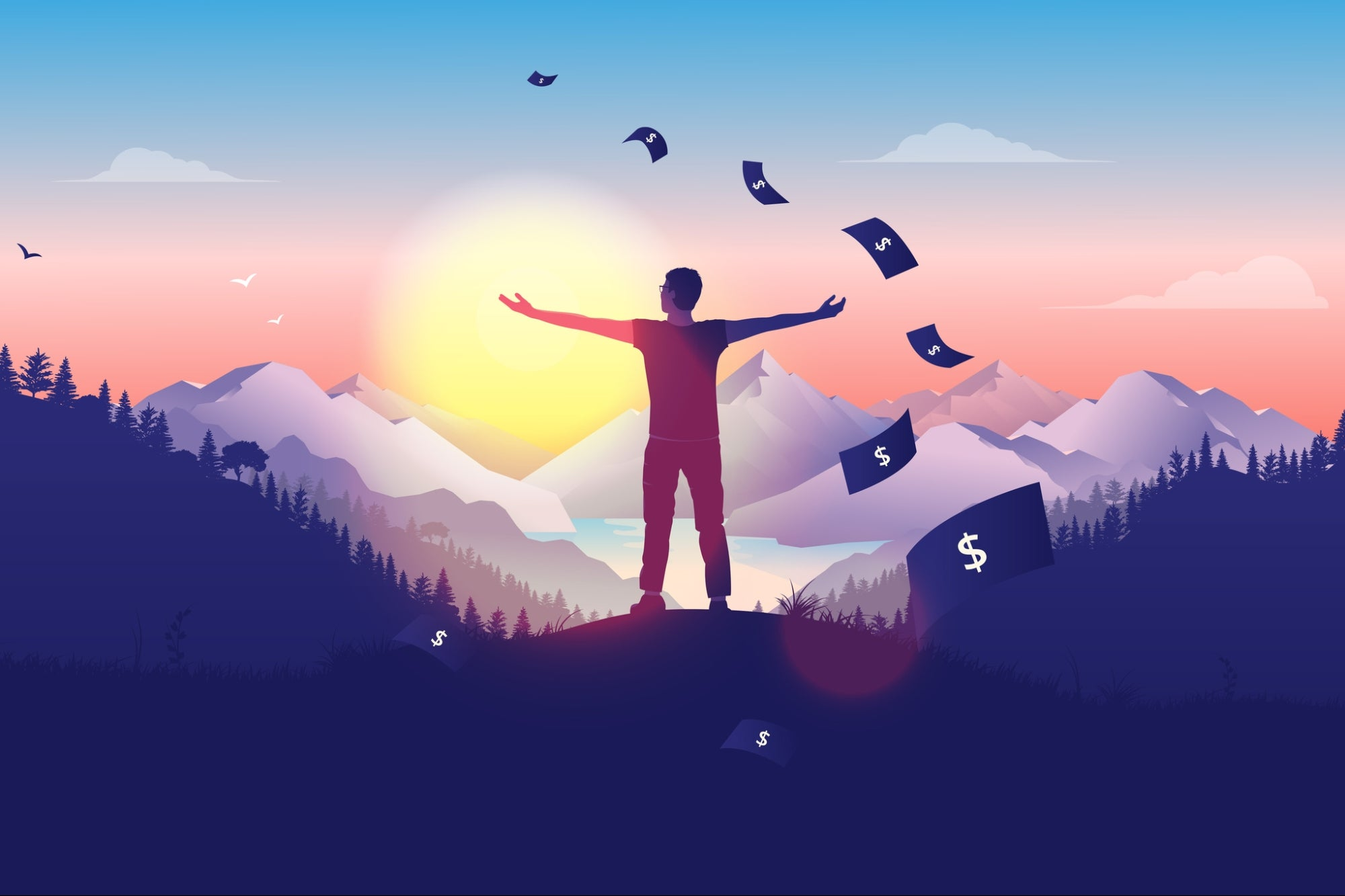 3 CEO-Level Mindsets That Create Freedom and Financial Independence