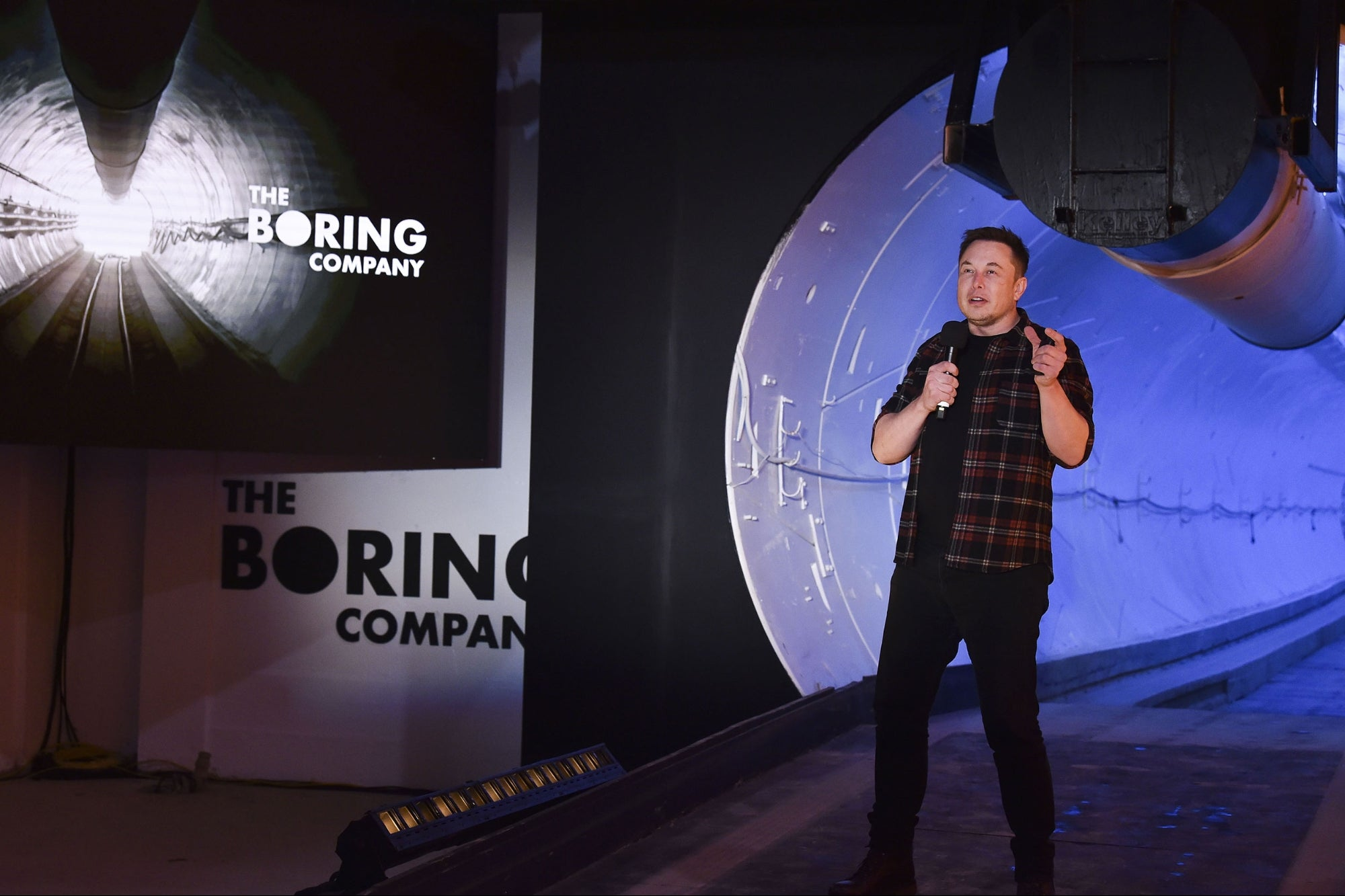 Elon Musk's Boring Company May Build Its First Tunnel on the East Coast