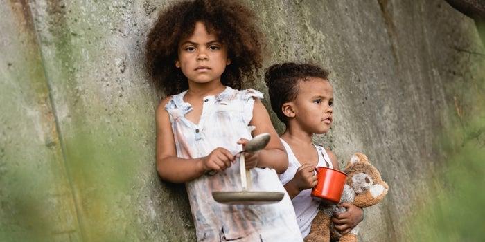 El hambre mata a 11 personas por minuto: Oxfam